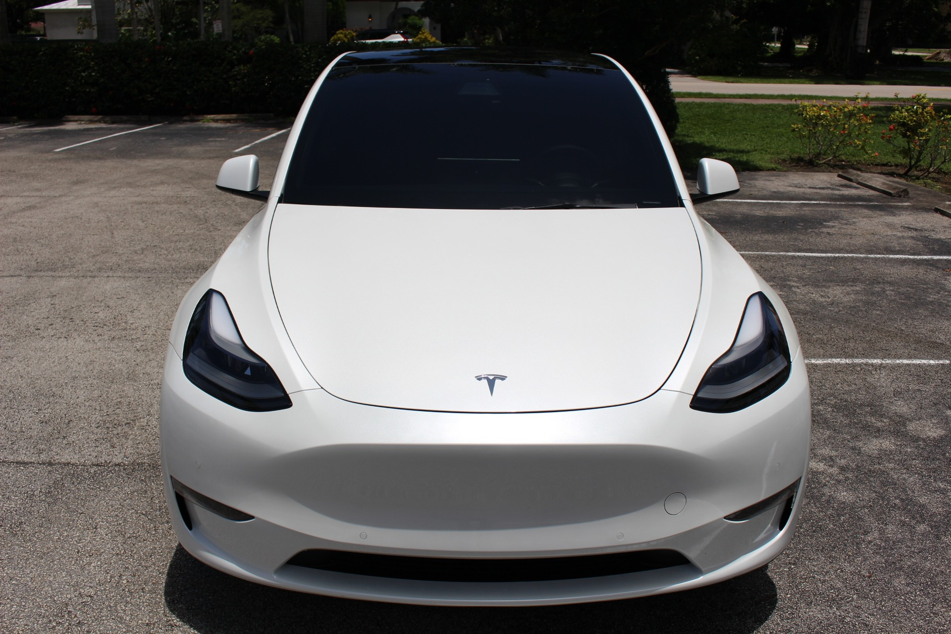 Used 2021 Tesla Model Y Performance for sale $72,850 at The Gables Sports Cars in Miami FL 33146 2