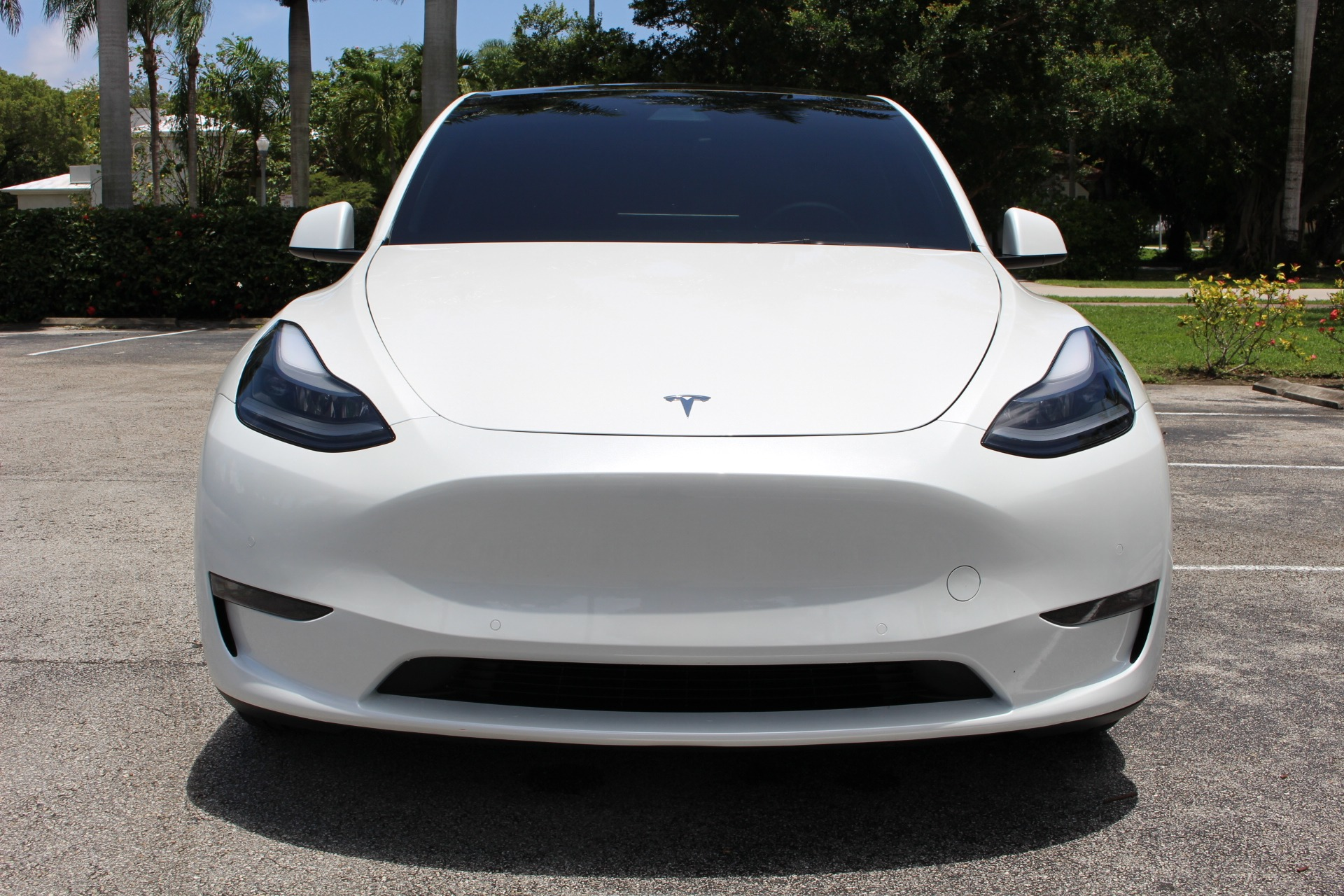 Used 2021 Tesla Model Y Performance for sale $72,850 at The Gables Sports Cars in Miami FL 33146 3