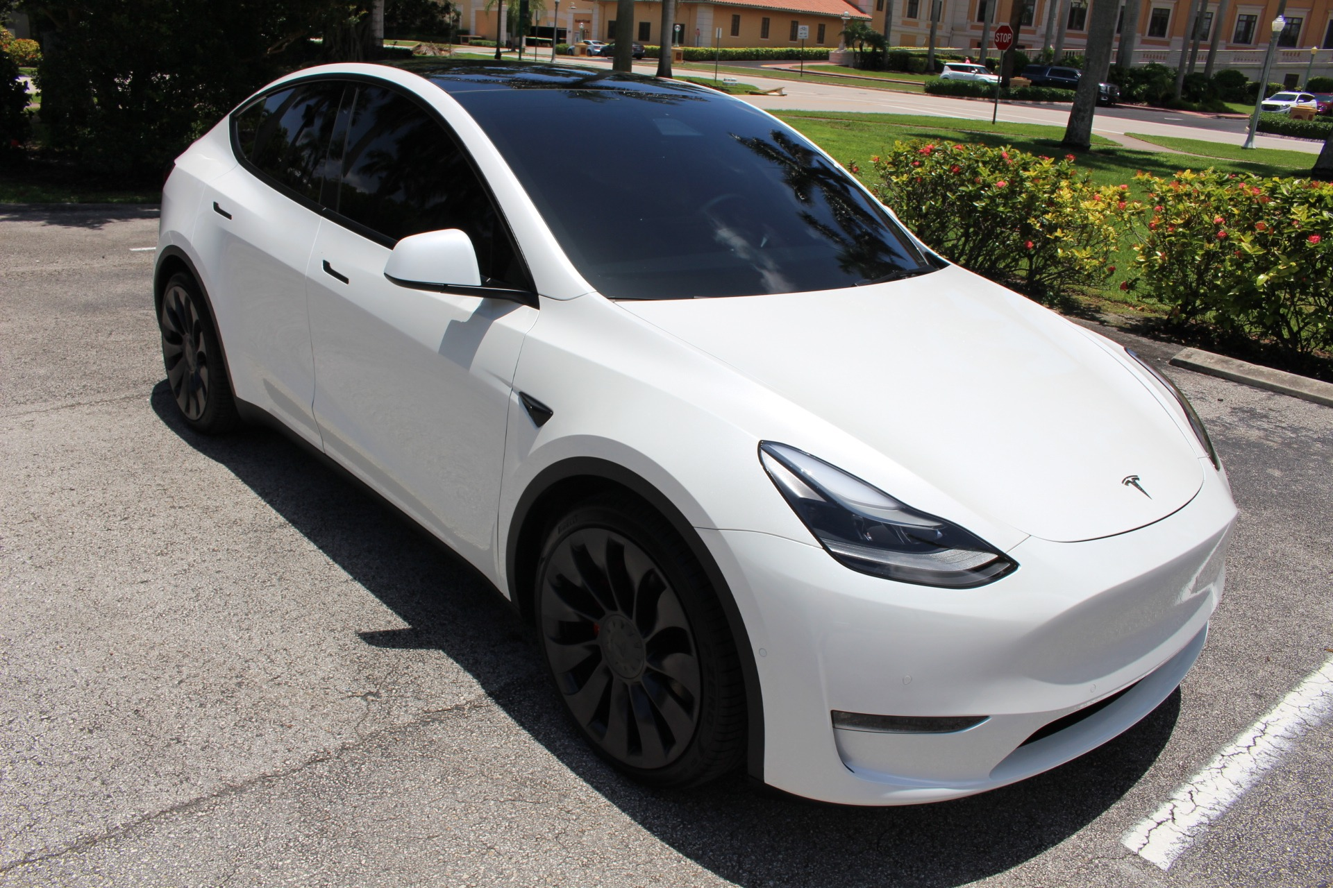 Used 2021 Tesla Model Y Performance for sale $72,850 at The Gables Sports Cars in Miami FL 33146 4