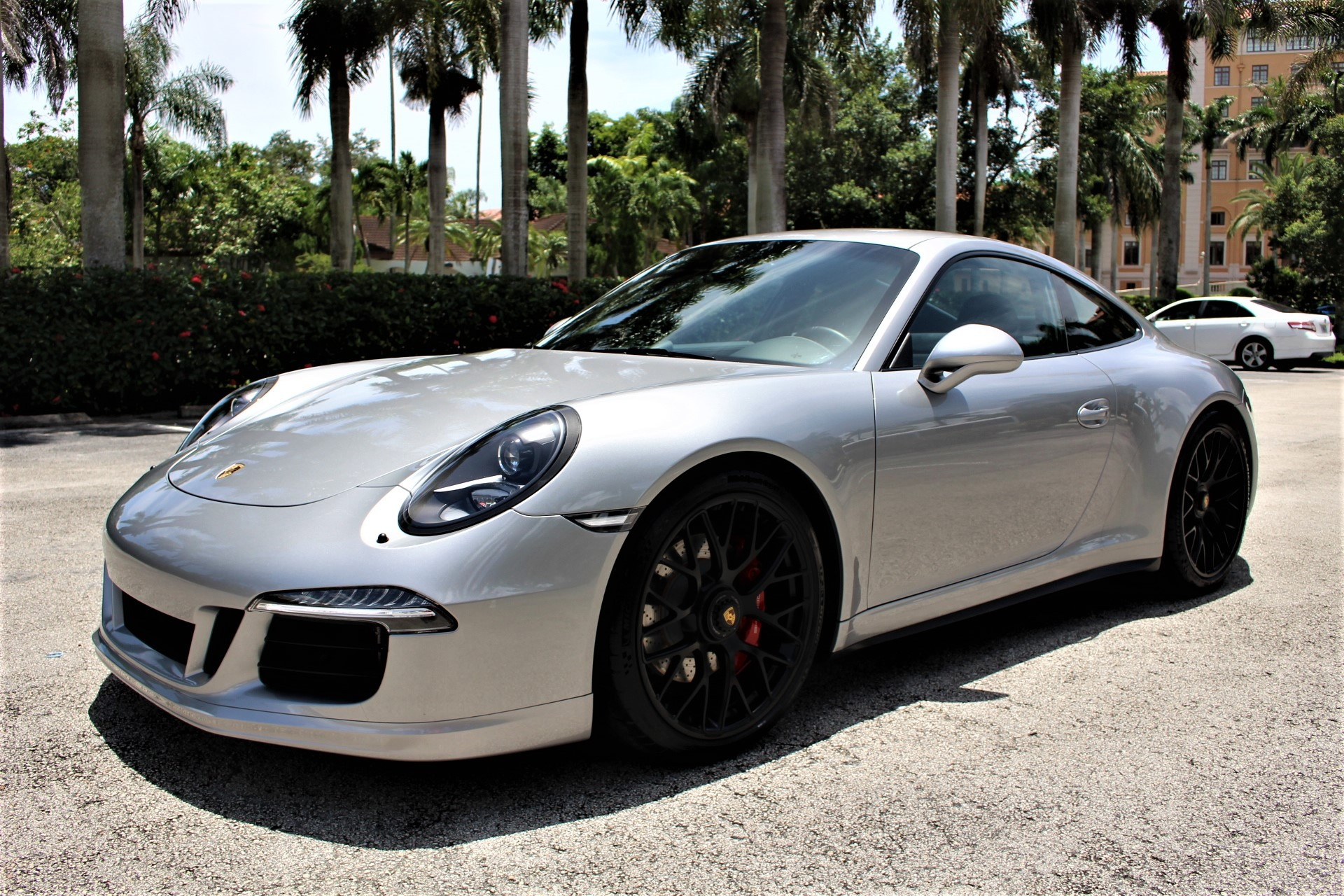 Used 2016 Porsche 911 Carrera GTS for sale Sold at The Gables Sports Cars in Miami FL 33146 3