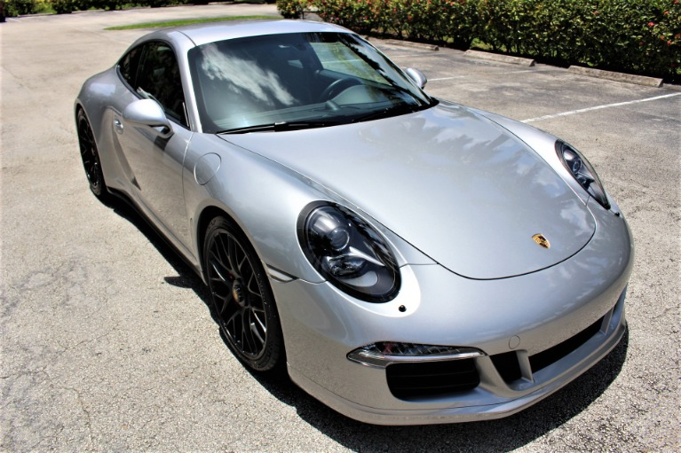 Used 2016 Porsche 911 Carrera GTS for sale $123,850 at The Gables Sports Cars in Miami FL
