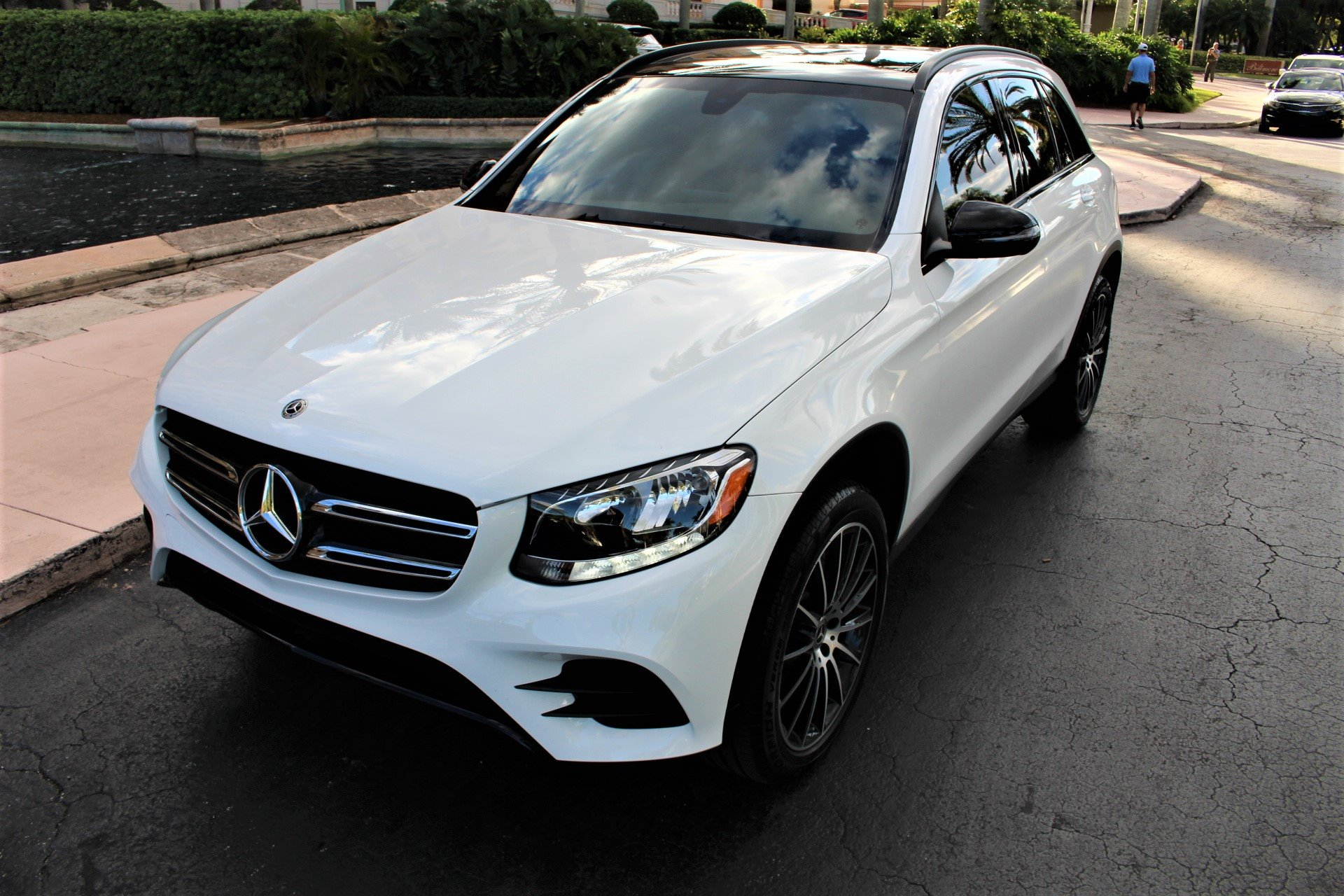 Used 2019 Mercedes-Benz GLC GLC 300 for sale Sold at The Gables Sports Cars in Miami FL 33146 4