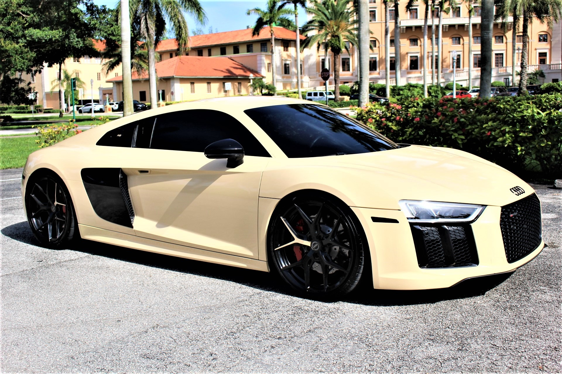 Used 2018 Audi R8 5.2 V10 RWS Twin Turbo for sale $189,850 at The Gables Sports Cars in Miami FL 33146 2