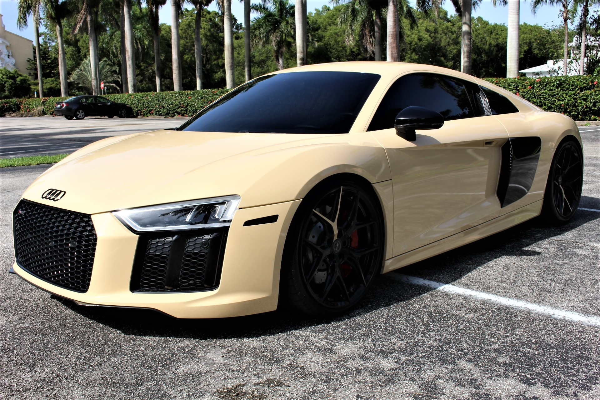 Used 2018 Audi R8 5.2 V10 RWS Twin Turbo for sale $189,850 at The Gables Sports Cars in Miami FL 33146 3