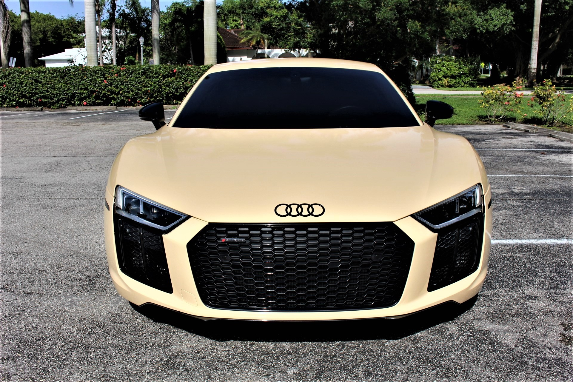Used 2018 Audi R8 5.2 V10 RWS Twin Turbo for sale $189,850 at The Gables Sports Cars in Miami FL 33146 4