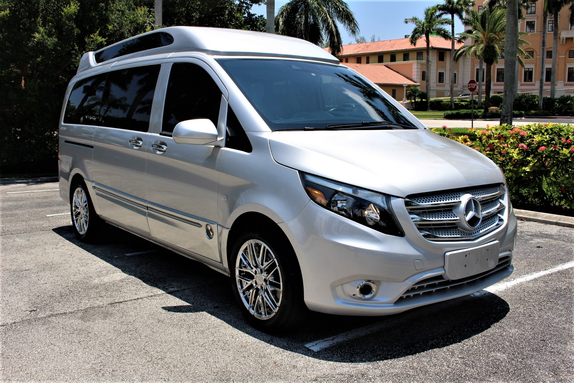 Used 2016 Mercedes-Benz Metris Passenger Custom for sale Sold at The Gables Sports Cars in Miami FL 33146 2