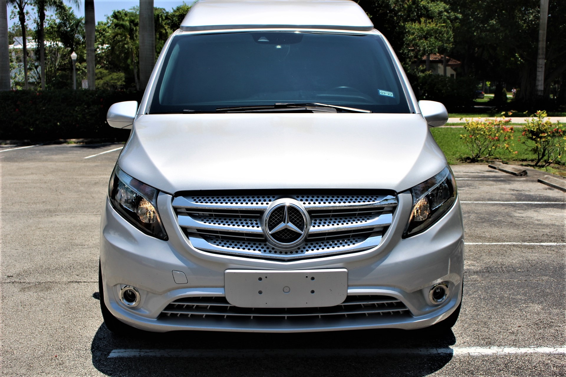 Used 2016 Mercedes-Benz Metris Passenger Custom for sale Sold at The Gables Sports Cars in Miami FL 33146 4