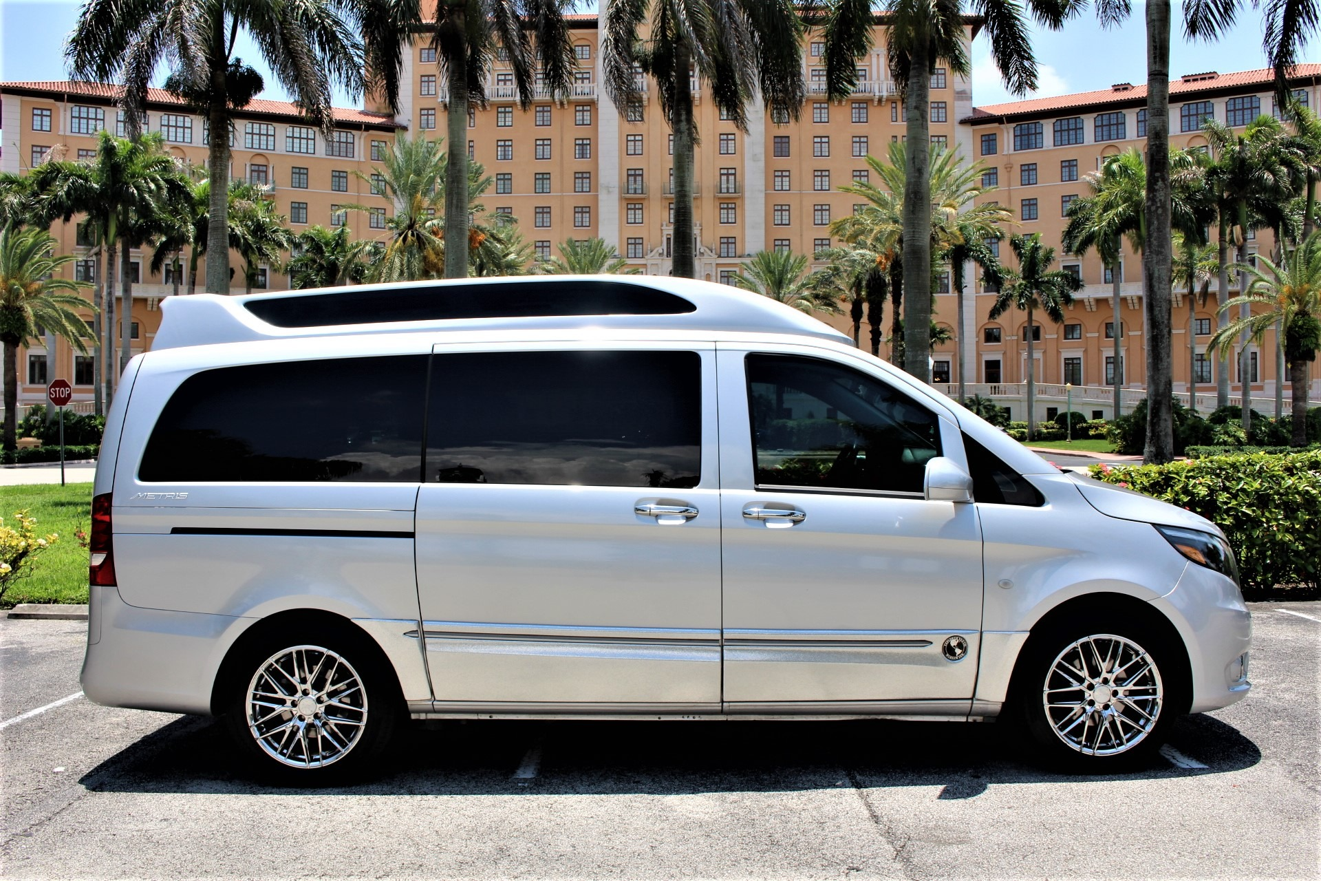 Used 2016 Mercedes-Benz Metris Passenger Custom for sale Sold at The Gables Sports Cars in Miami FL 33146 1