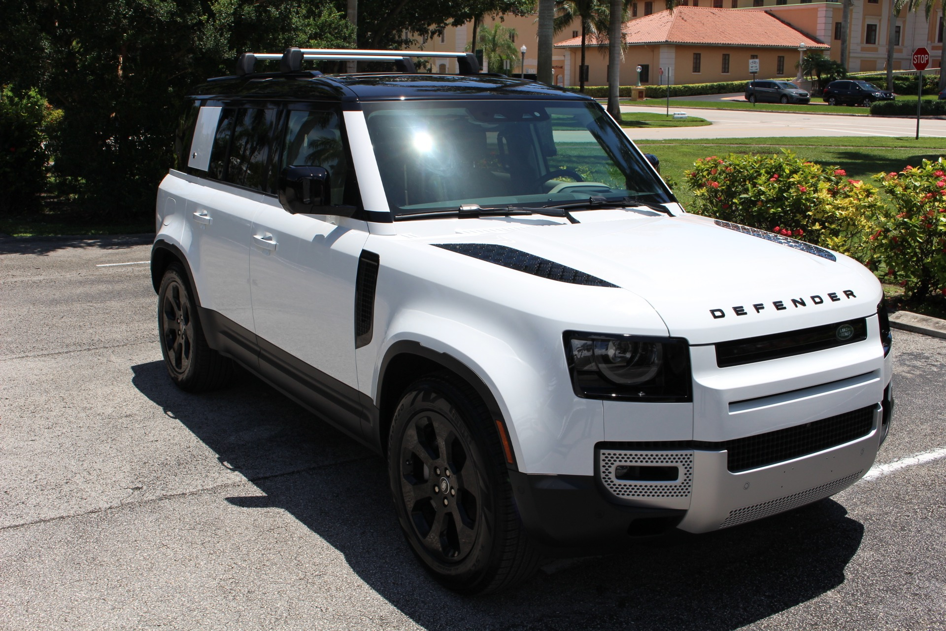 Used 2020 Land Rover Defender 110 HSE for sale Sold at The Gables Sports Cars in Miami FL 33146 2