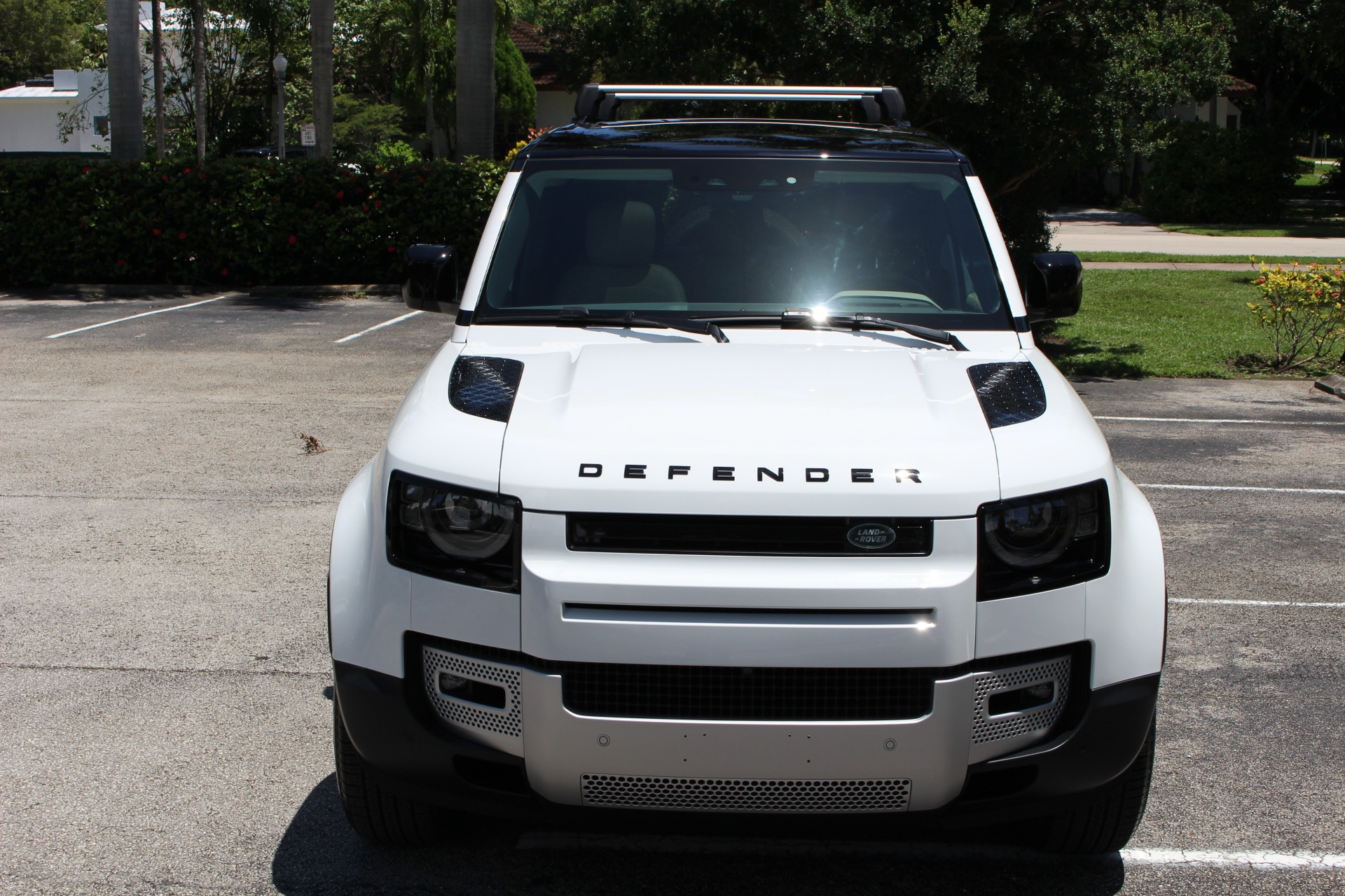 Used 2020 Land Rover Defender 110 HSE for sale Sold at The Gables Sports Cars in Miami FL 33146 4