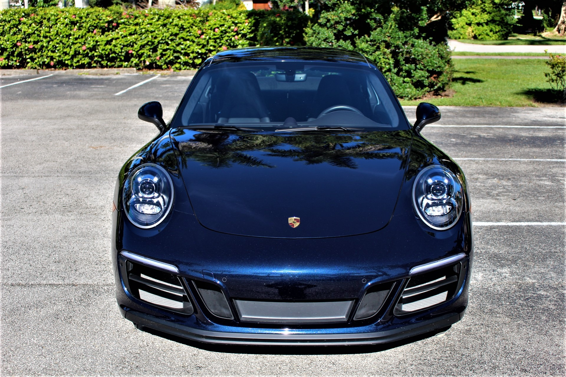 Used 2019 Porsche 911 Carrera GTS for sale Sold at The Gables Sports Cars in Miami FL 33146 3