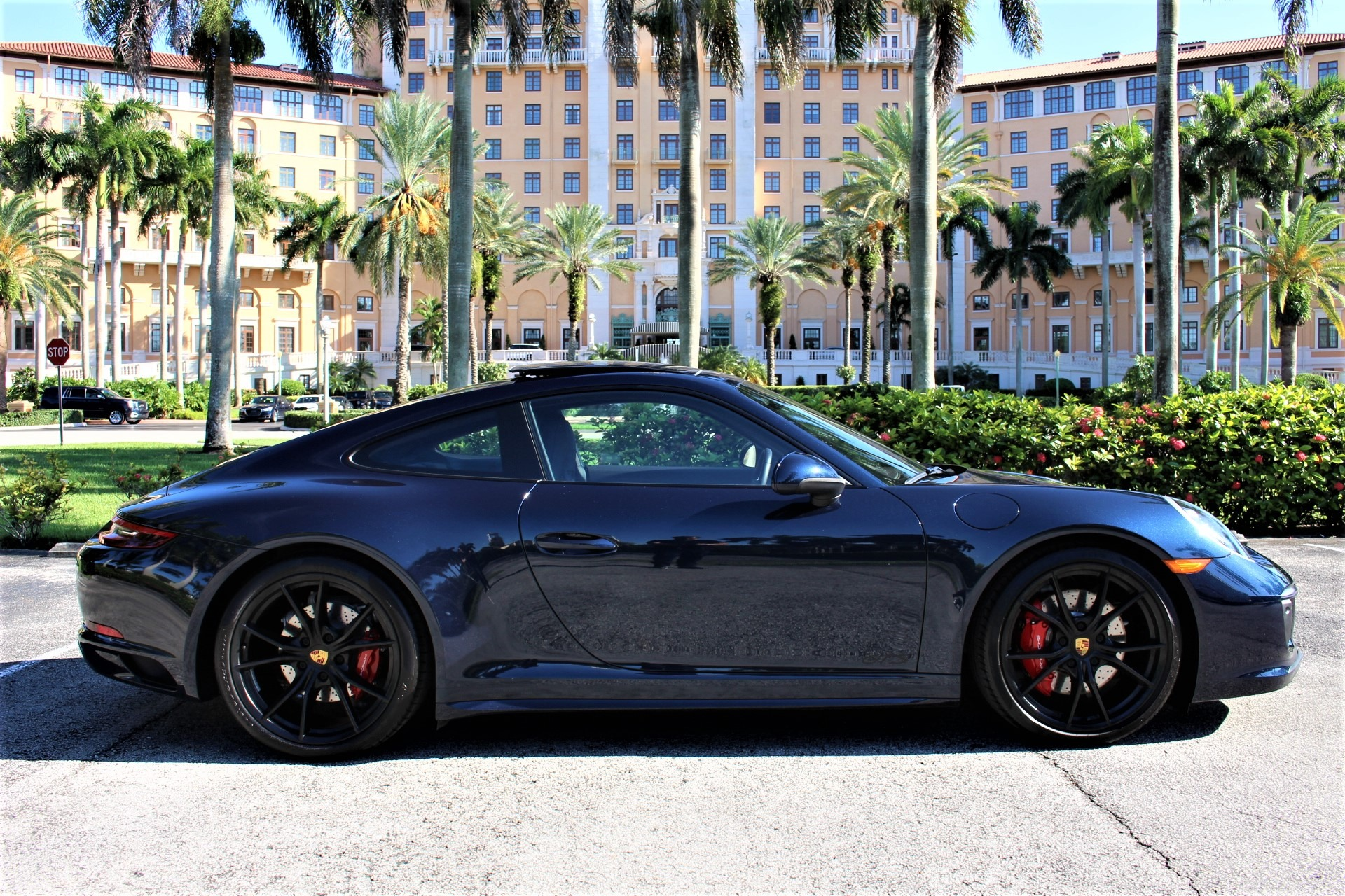 Used 2019 Porsche 911 Carrera GTS for sale Sold at The Gables Sports Cars in Miami FL 33146 1