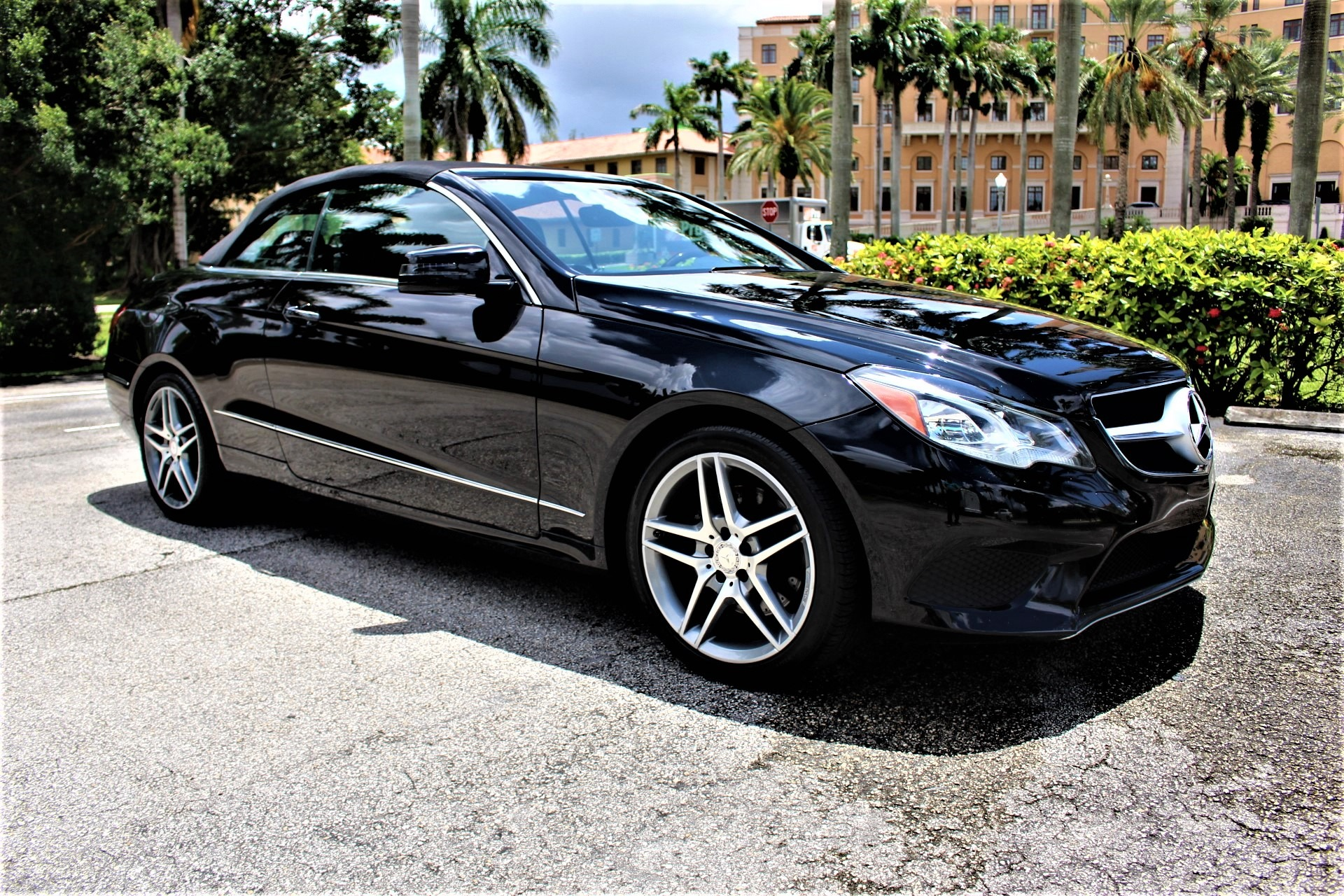 Used 2014 Mercedes-Benz E-Class E 350 for sale $27,750 at The Gables Sports Cars in Miami FL 33146 3