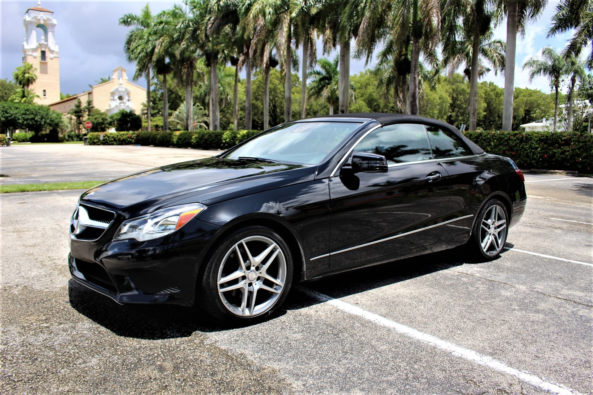 Used 2014 Mercedes-Benz E-Class E 350 for sale $27,750 at The Gables Sports Cars in Miami FL 33146 4
