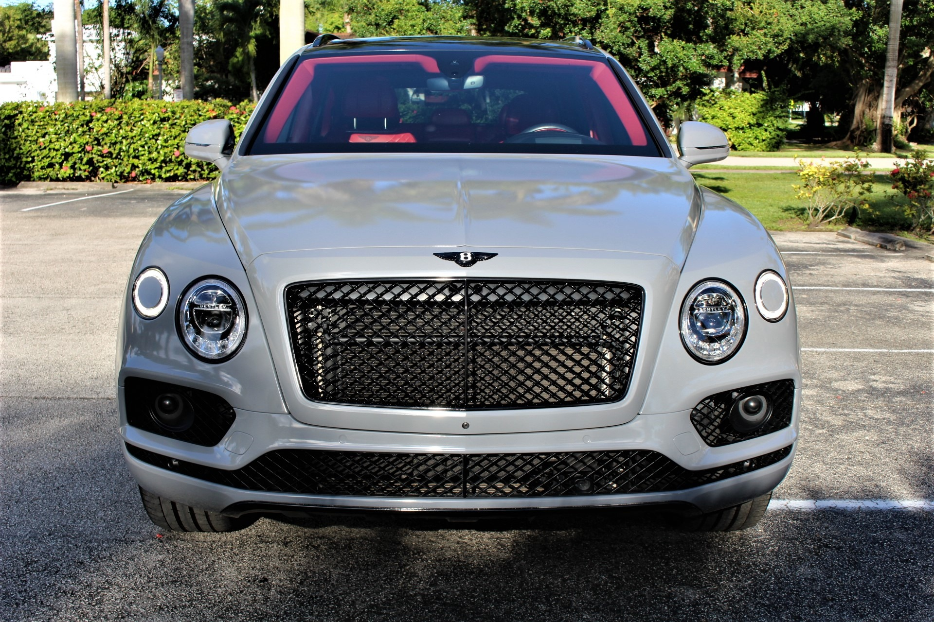 Used 2017 Bentley Bentayga W12 for sale $139,850 at The Gables Sports Cars in Miami FL 33146 2