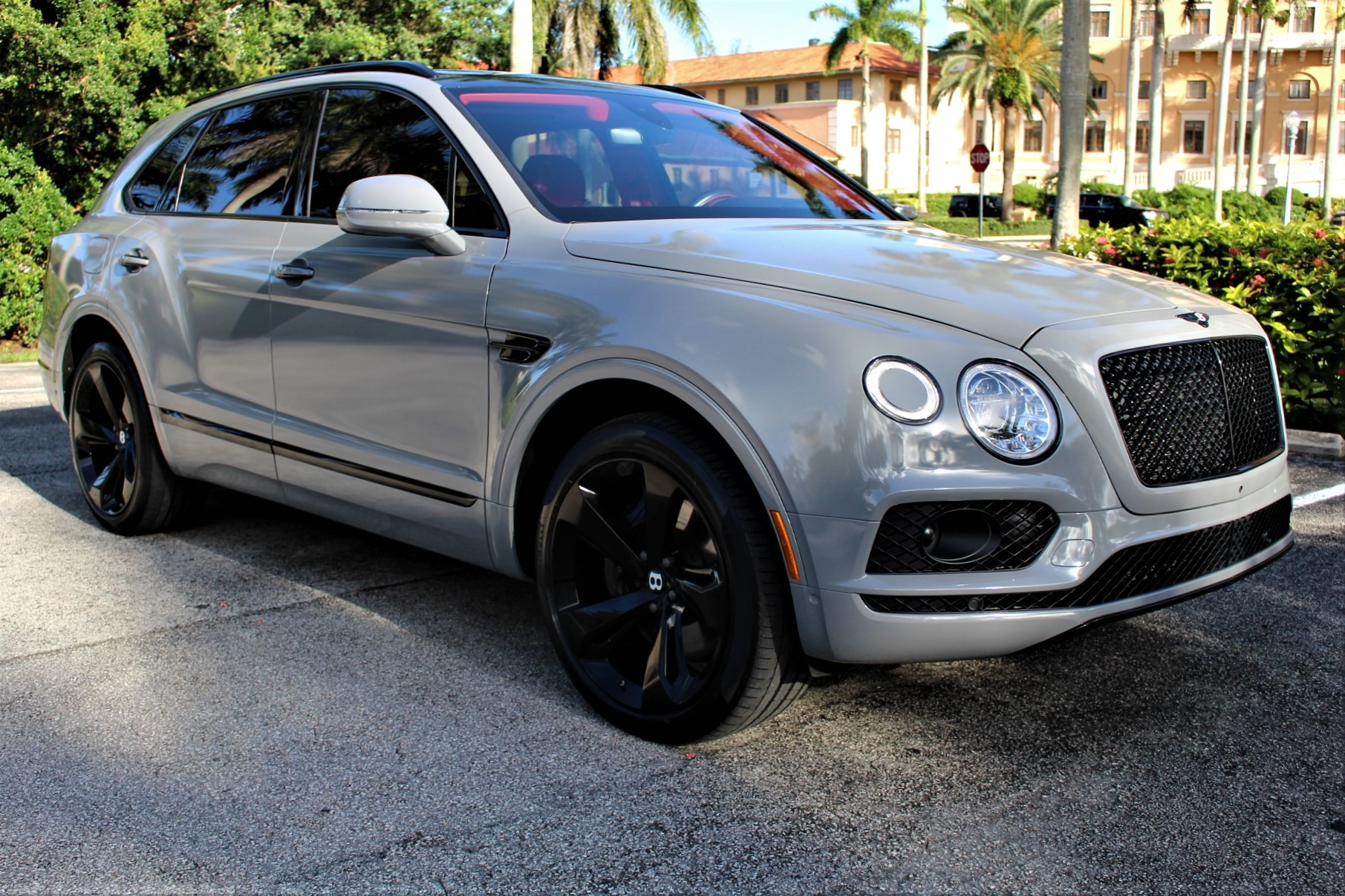 Used 2017 Bentley Bentayga W12 for sale $139,850 at The Gables Sports Cars in Miami FL 33146 3