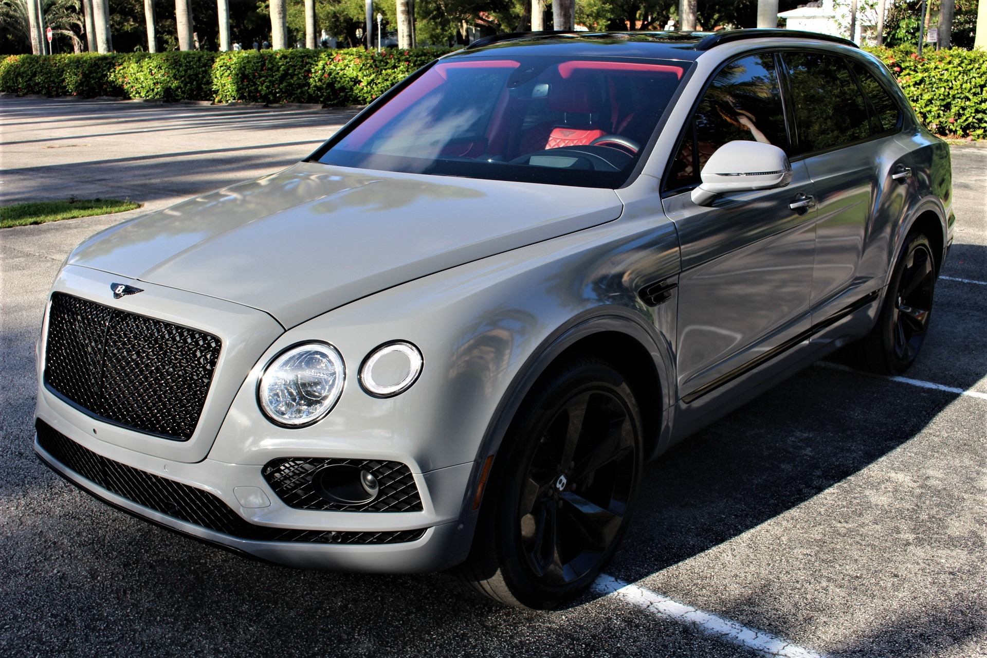 Used 2017 Bentley Bentayga W12 for sale $139,850 at The Gables Sports Cars in Miami FL 33146 4