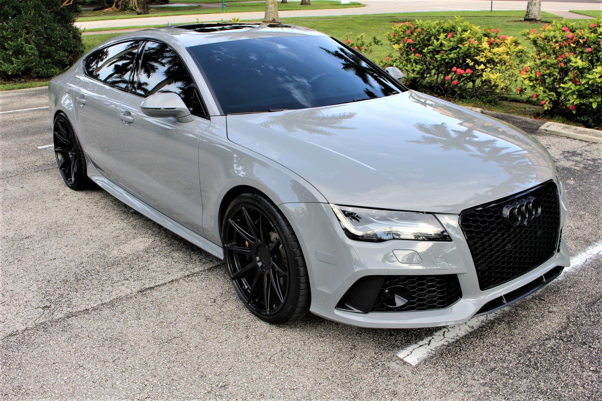 Used 2015 Audi RS 7 4.0T quattro Prestige for sale Sold at The Gables Sports Cars in Miami FL 33146 2
