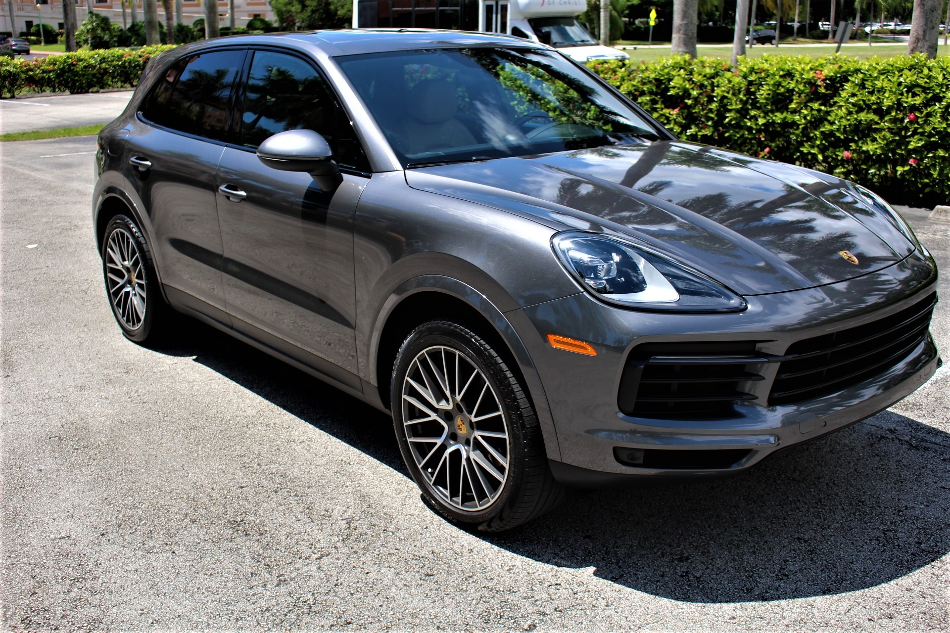 Used 2019 Porsche Cayenne for sale Sold at The Gables Sports Cars in Miami FL 33146 2