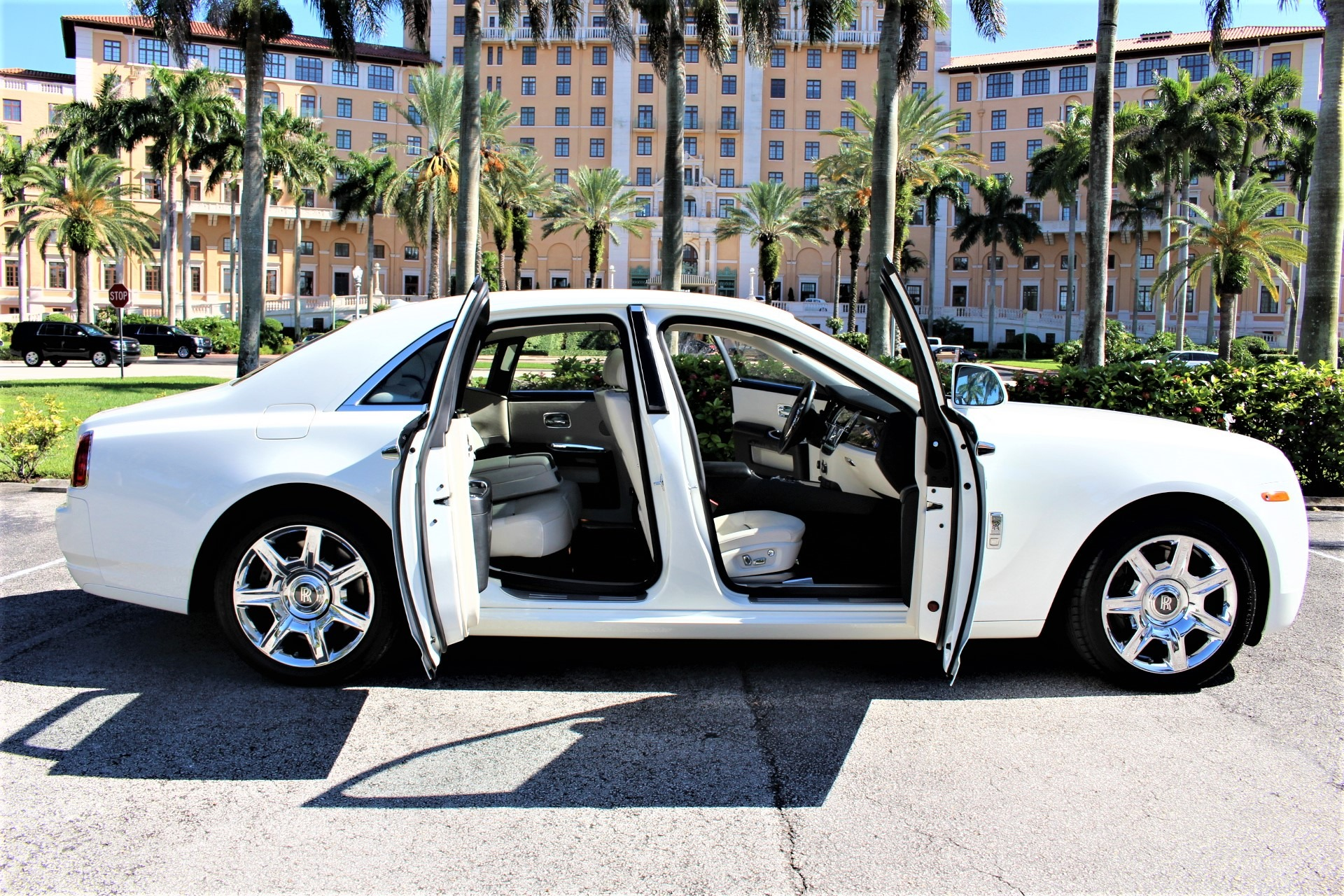 Used 2012 Rolls-Royce Ghost for sale $119,850 at The Gables Sports Cars in Miami FL 33146 2