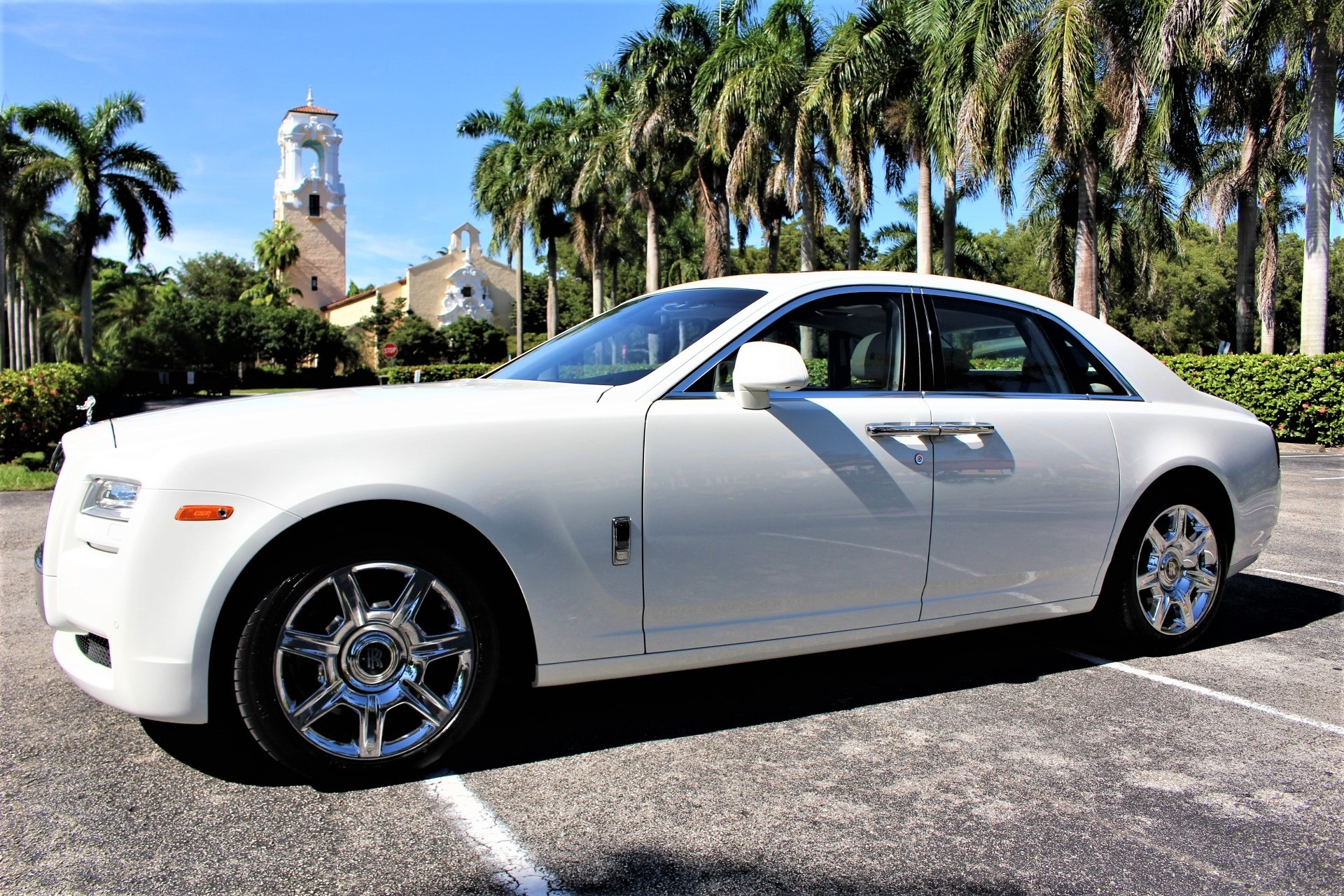 Used 2012 Rolls-Royce Ghost for sale $119,850 at The Gables Sports Cars in Miami FL 33146 3