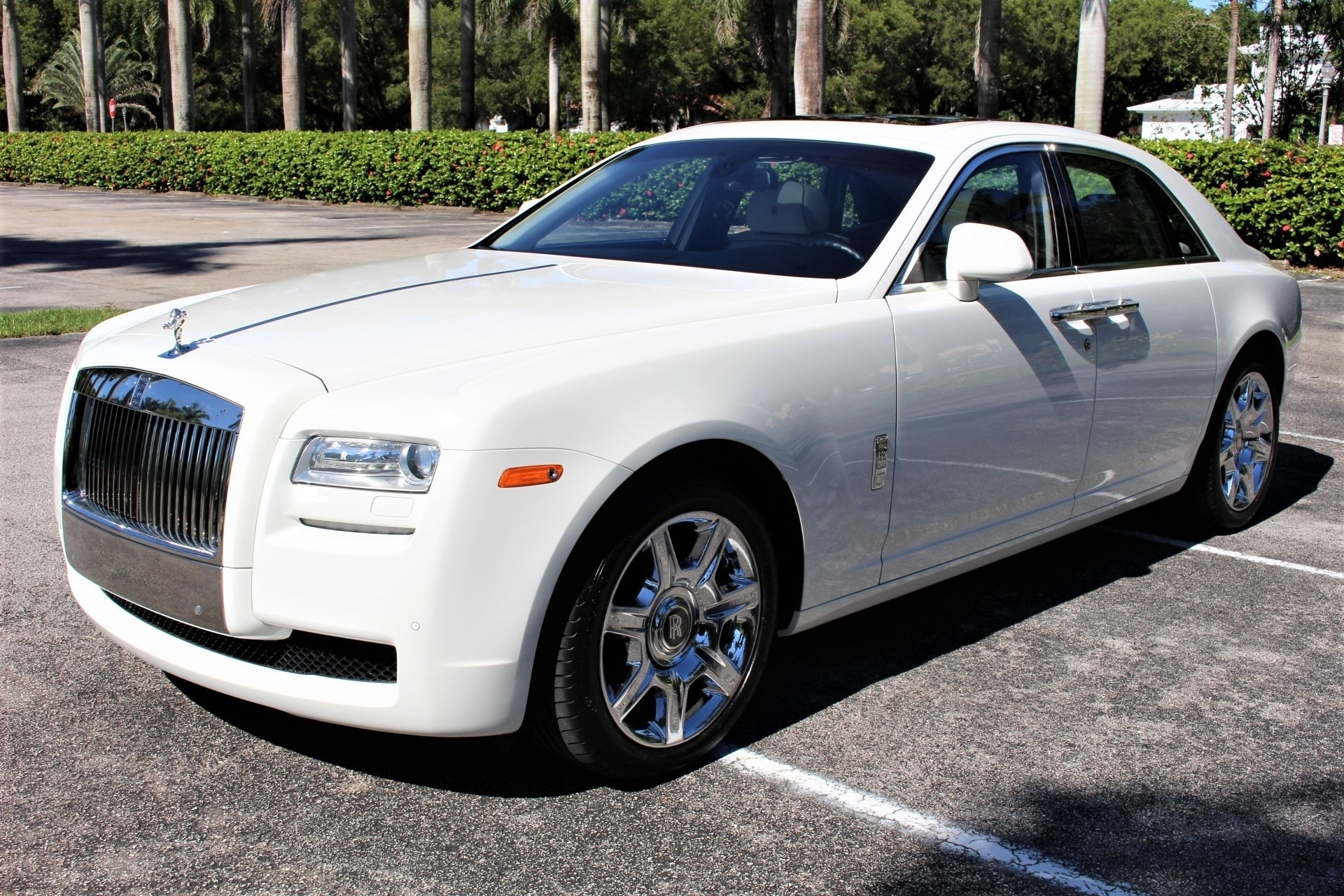 Used 2012 Rolls-Royce Ghost for sale $119,850 at The Gables Sports Cars in Miami FL 33146 4