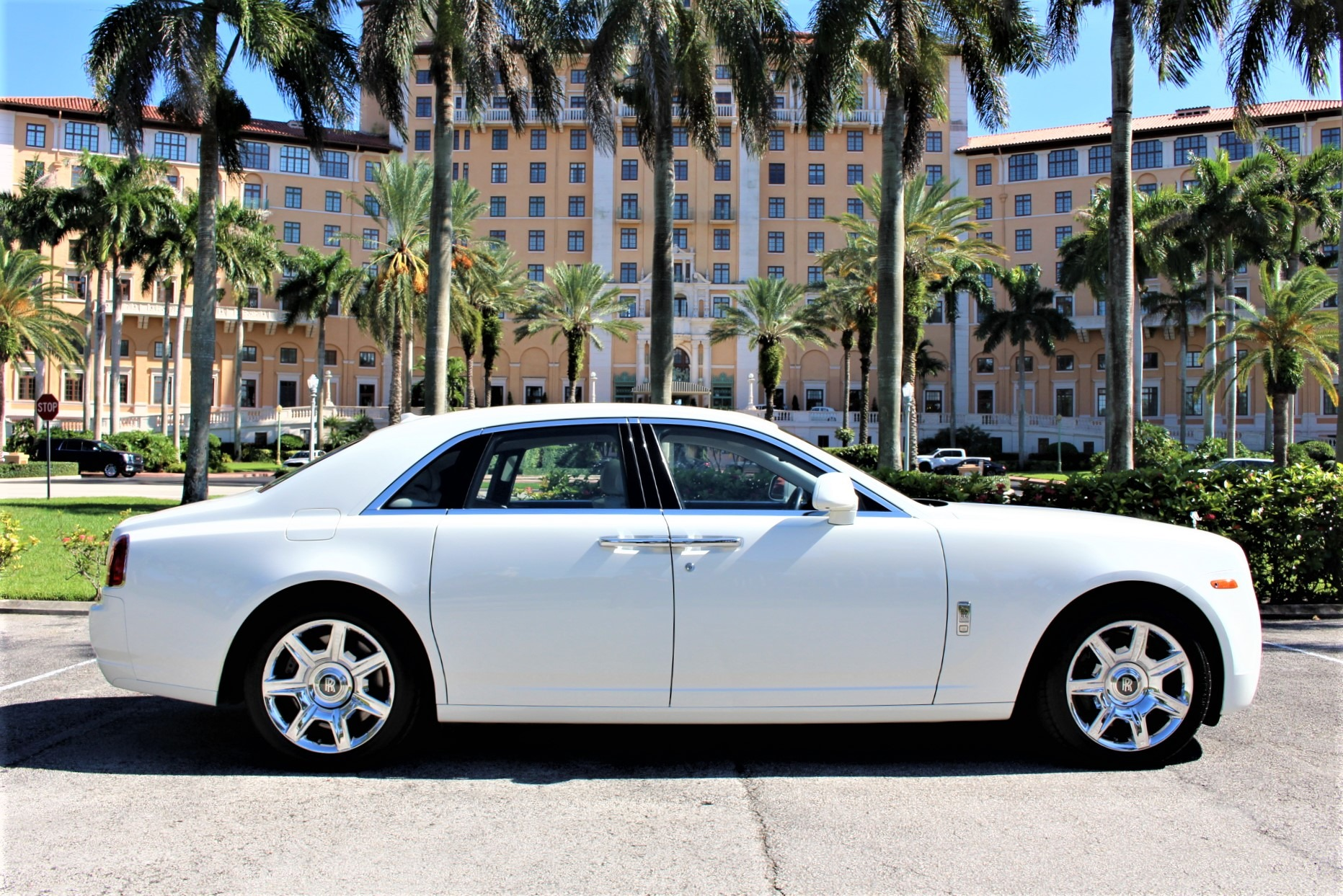 Used 2012 Rolls-Royce Ghost for sale $119,850 at The Gables Sports Cars in Miami FL 33146 1