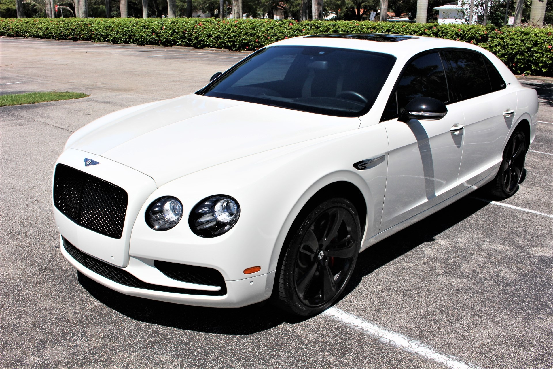 Used 2017 Bentley Flying Spur W12 S for sale $139,850 at The Gables Sports Cars in Miami FL 33146 3