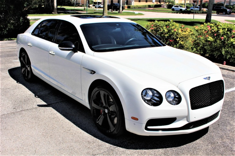 Used 2017 Bentley Flying Spur W12 S for sale $139,850 at The Gables Sports Cars in Miami FL