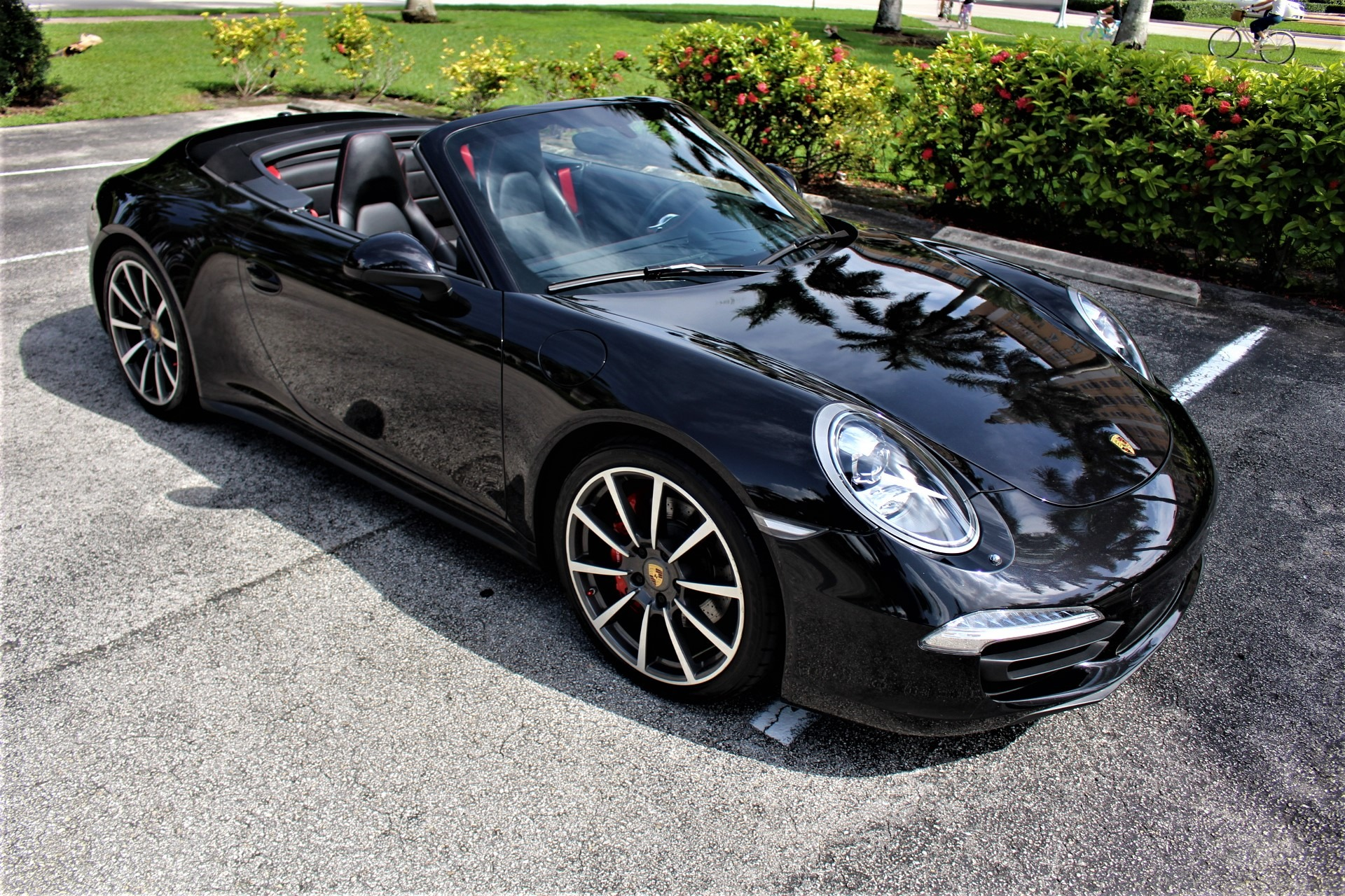 Used 2013 Porsche 911 Carrera 4S for sale $88,850 at The Gables Sports Cars in Miami FL 33146 3