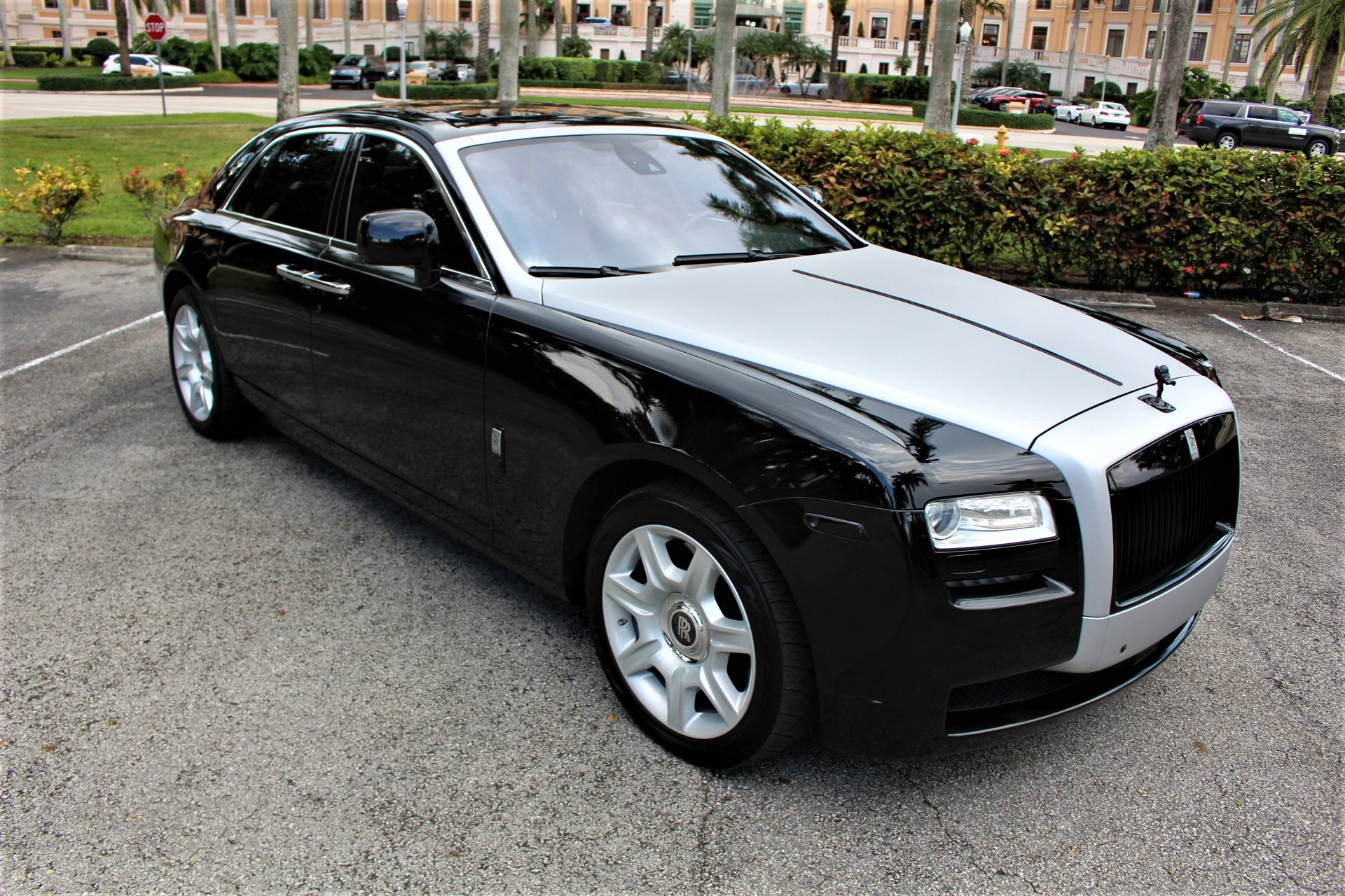 Used 2011 Rolls-Royce Ghost for sale $128,850 at The Gables Sports Cars in Miami FL 33146 4