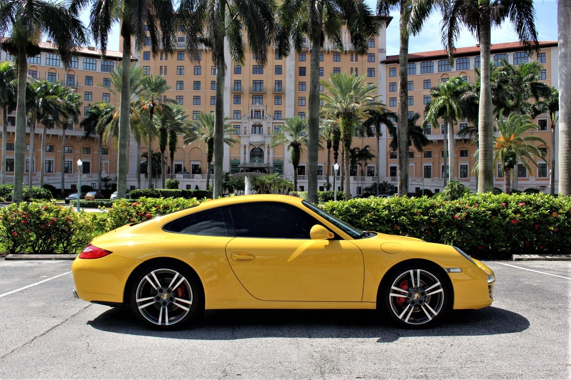 Used 2011 Porsche 911 Carrera 4S for sale $79,850 at The Gables Sports Cars in Miami FL 33146 2