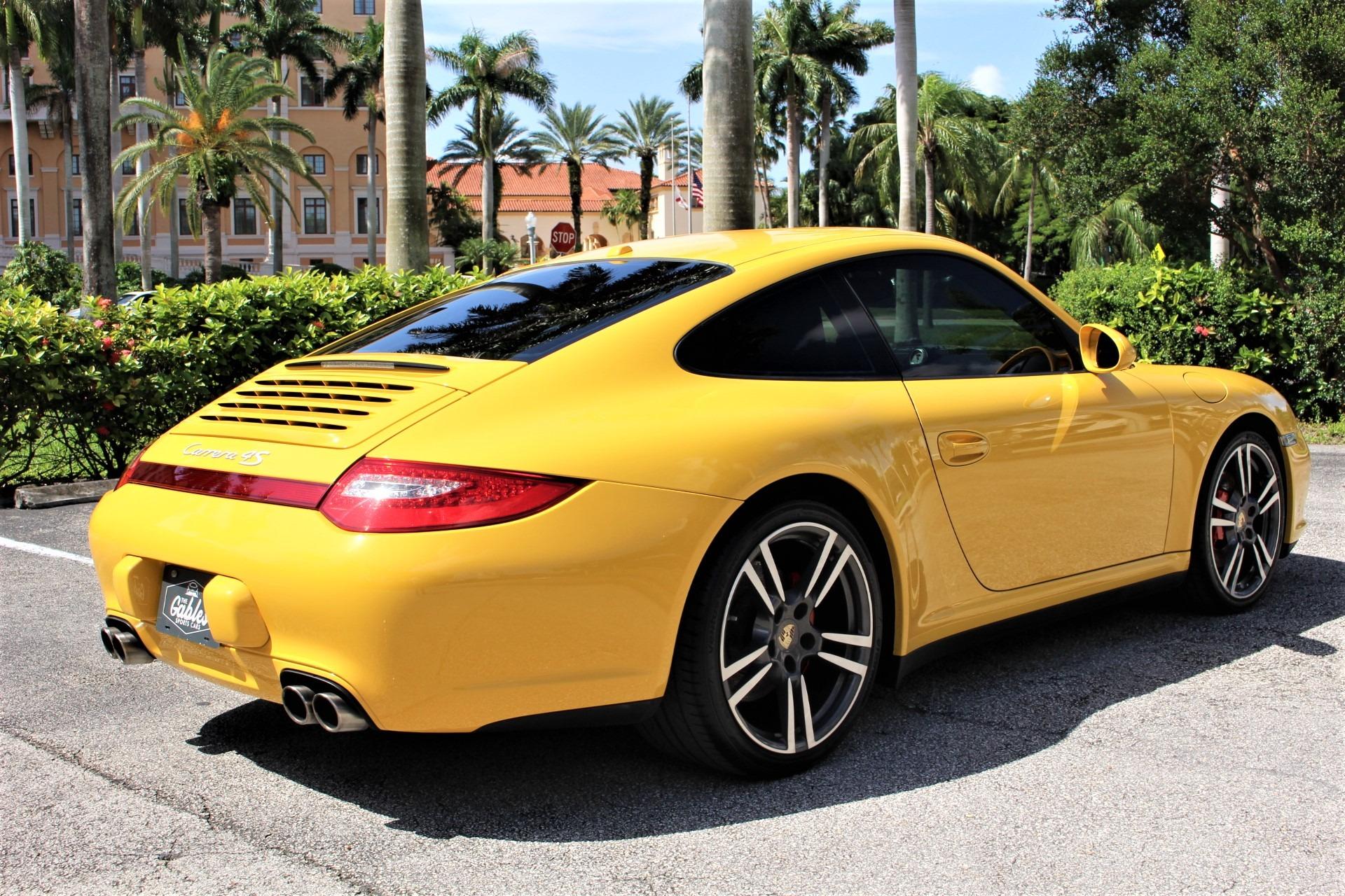 Used 2011 Porsche 911 Carrera 4S for sale $79,850 at The Gables Sports Cars in Miami FL 33146 3