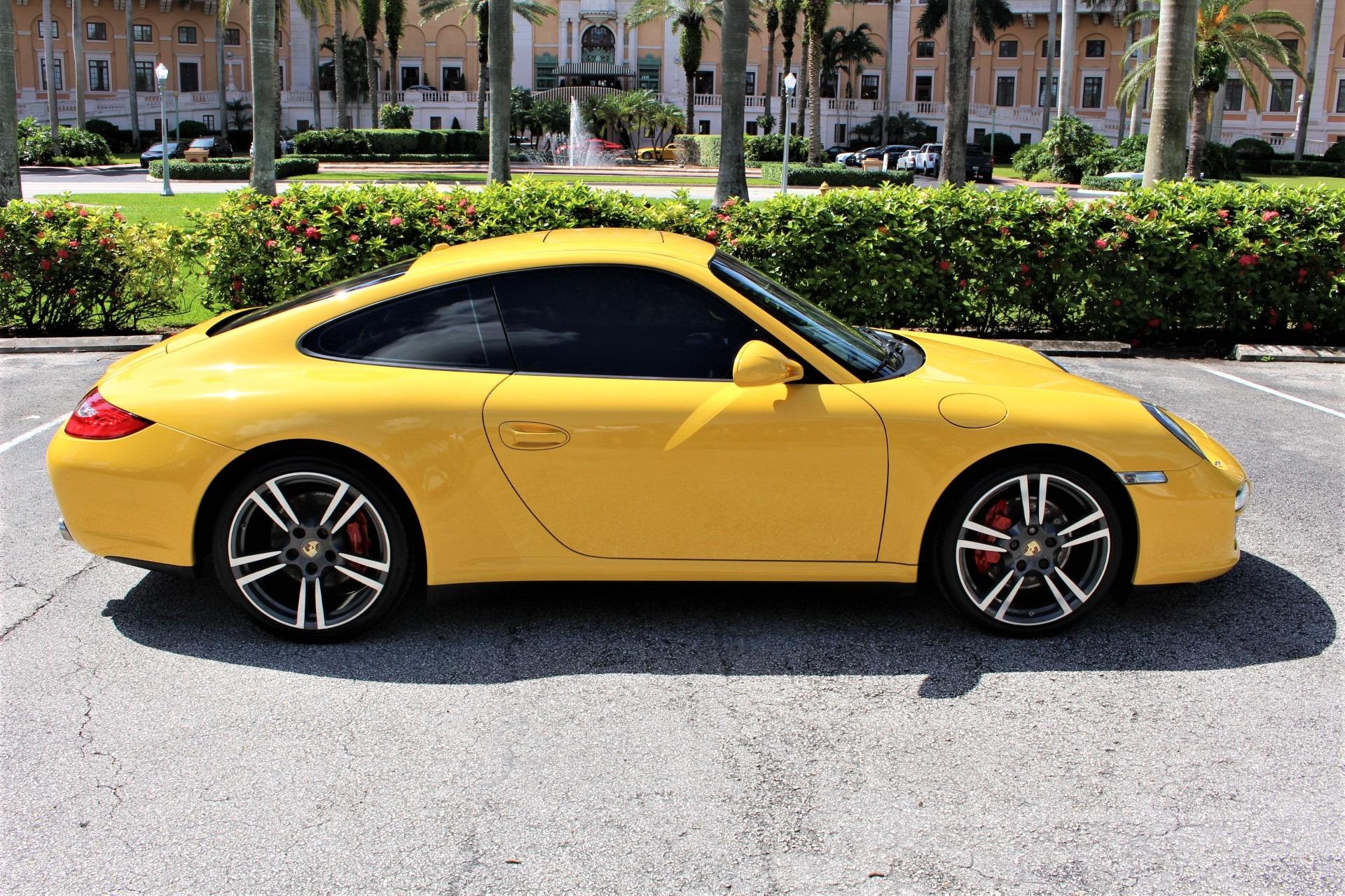 Used 2011 Porsche 911 Carrera 4S for sale $79,850 at The Gables Sports Cars in Miami FL 33146 1