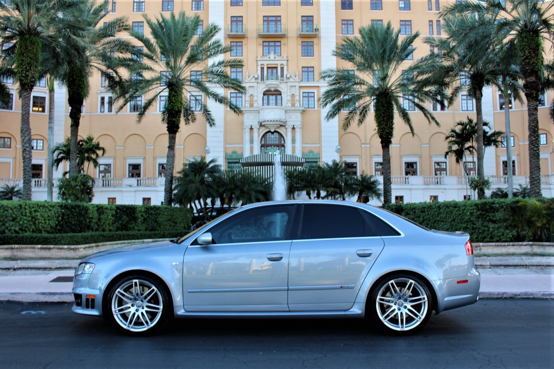 Used 2008 Audi RS 4 quattro for sale Sold at The Gables Sports Cars in Miami FL 33146 2