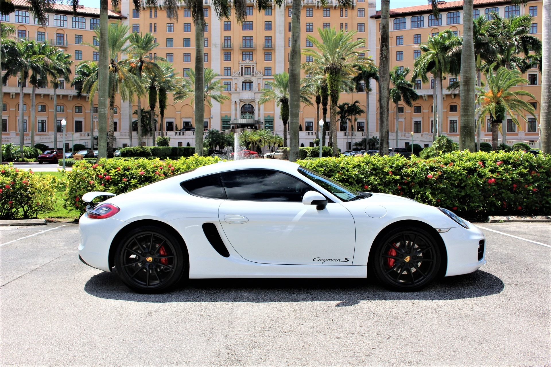 Used 2015 Porsche Cayman S for sale $65,850 at The Gables Sports Cars in Miami FL 33146 2