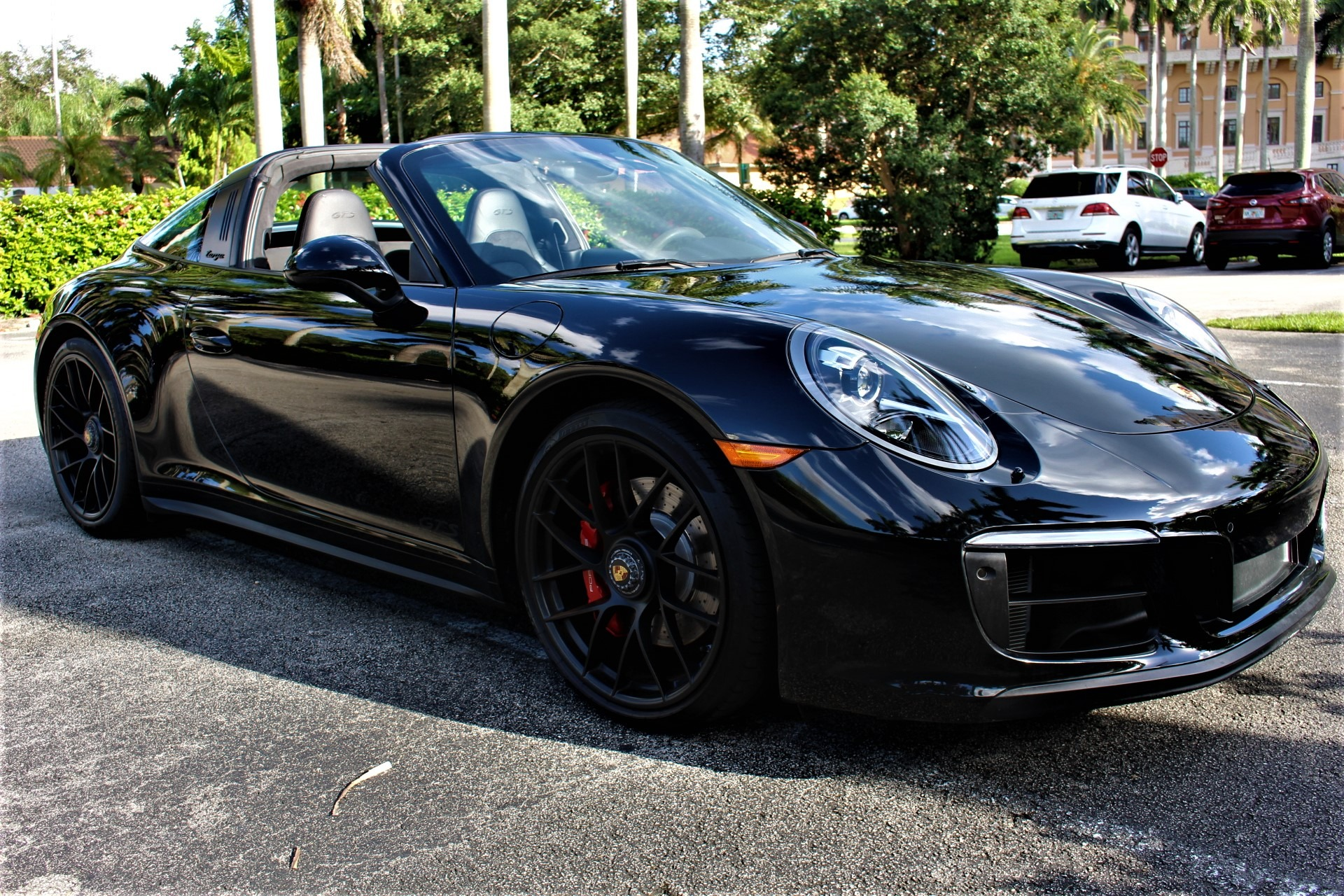 Used 2018 Porsche 911 Targa 4 GTS for sale $149,850 at The Gables Sports Cars in Miami FL 33146 2