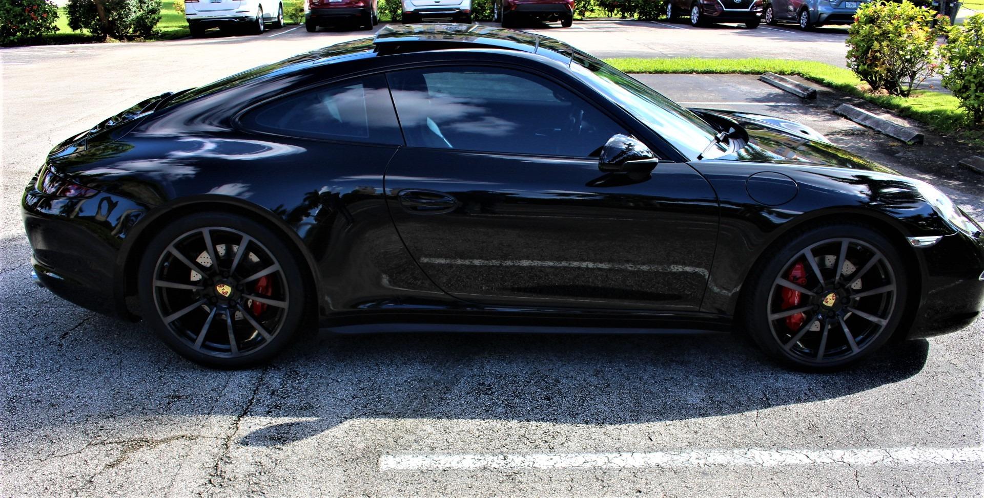 Used 2013 Porsche 911 Carrera 4S for sale $84,850 at The Gables Sports Cars in Miami FL 33146 4