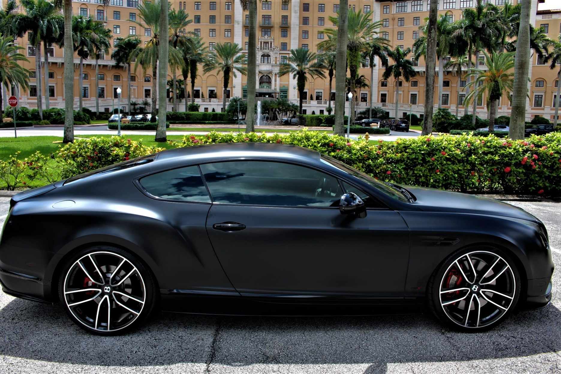 Used 2016 Bentley Continental GT V8 S for sale $134,850 at The Gables Sports Cars in Miami FL 33146 2