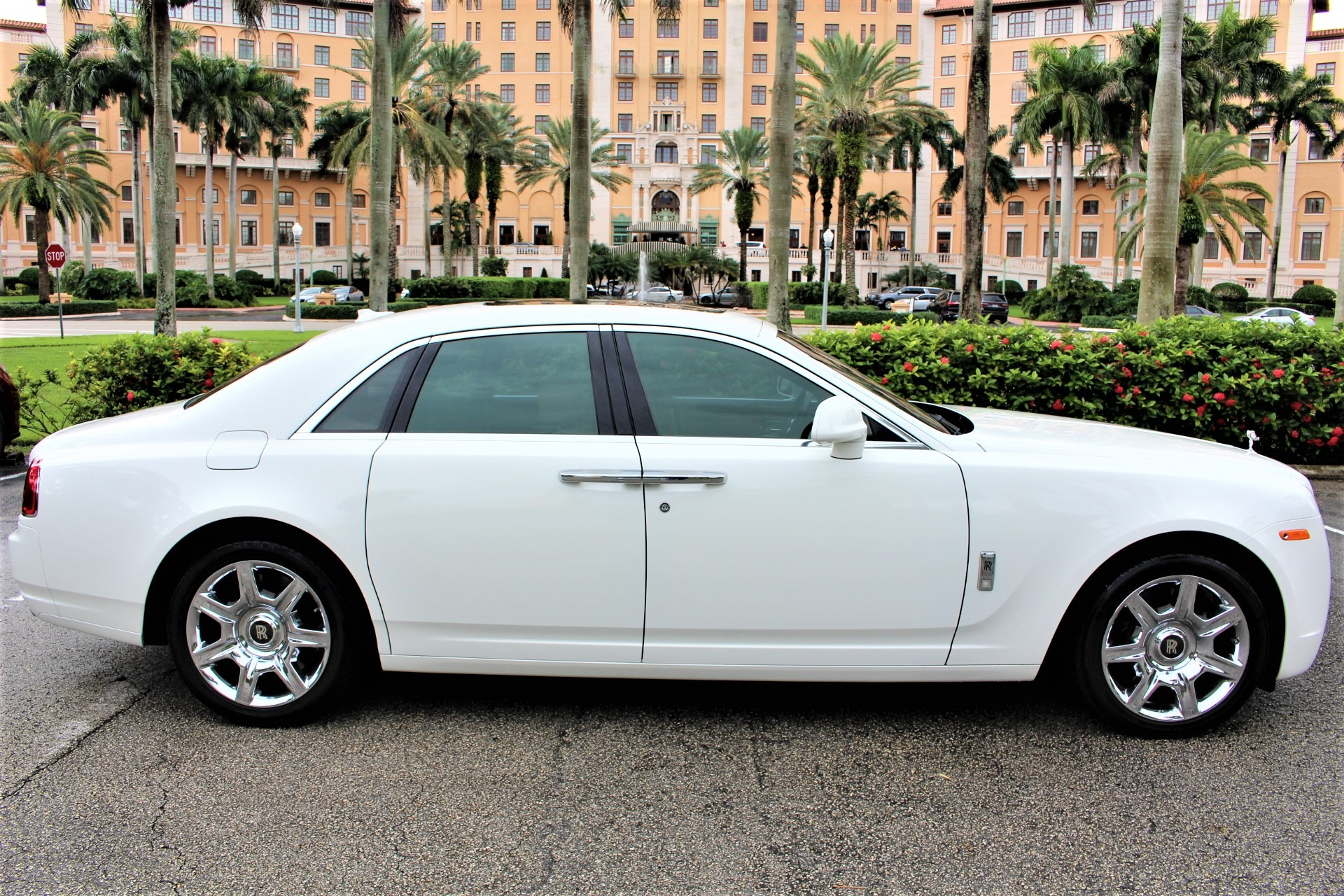 Used 2012 Rolls-Royce Ghost for sale $138,850 at The Gables Sports Cars in Miami FL 33146 2