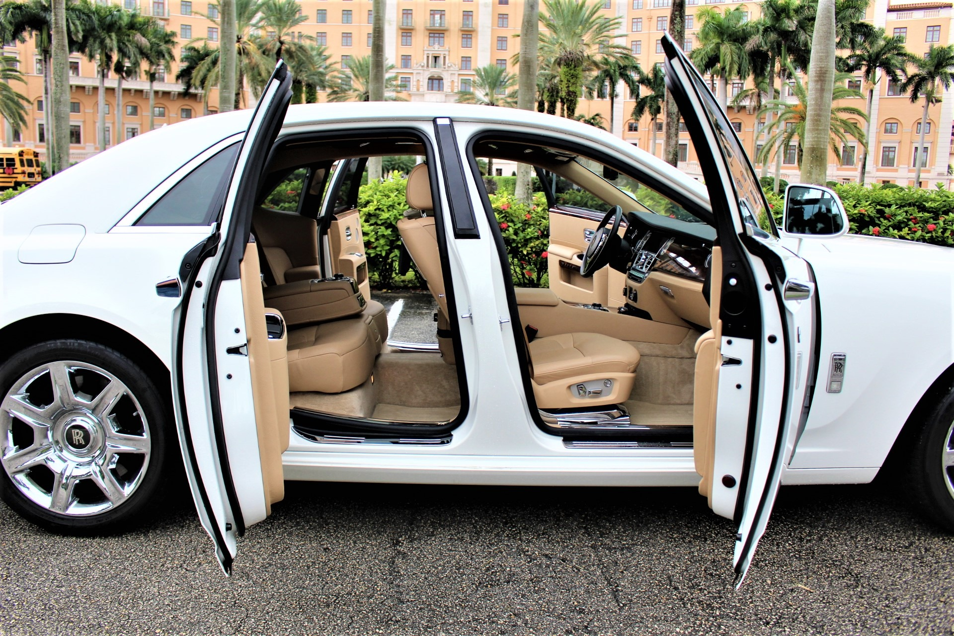 Used 2012 Rolls-Royce Ghost for sale $138,850 at The Gables Sports Cars in Miami FL 33146 3