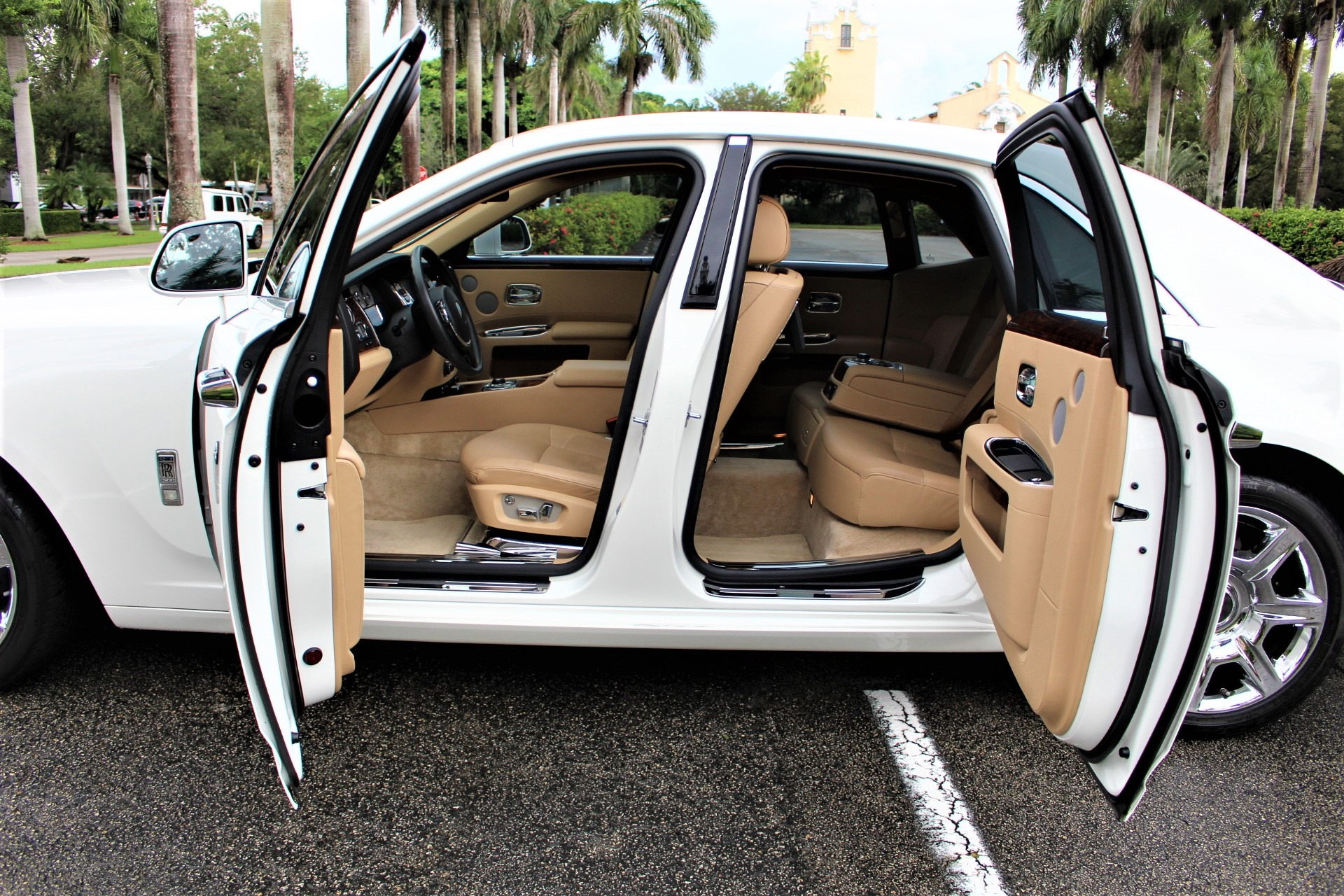 Used 2012 Rolls-Royce Ghost for sale $138,850 at The Gables Sports Cars in Miami FL 33146 4