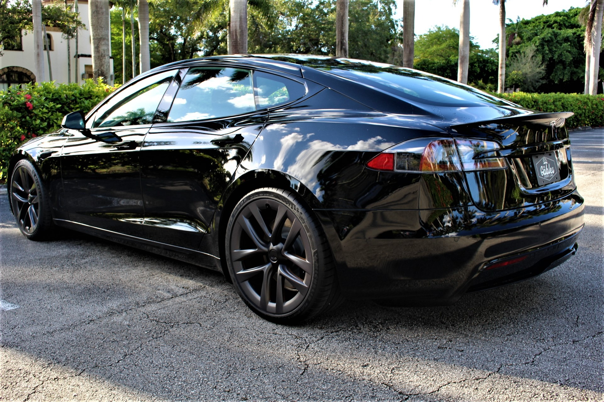 Used 2021 Tesla Model S Plaid for sale $148,850 at The Gables Sports Cars in Miami FL 33146 2