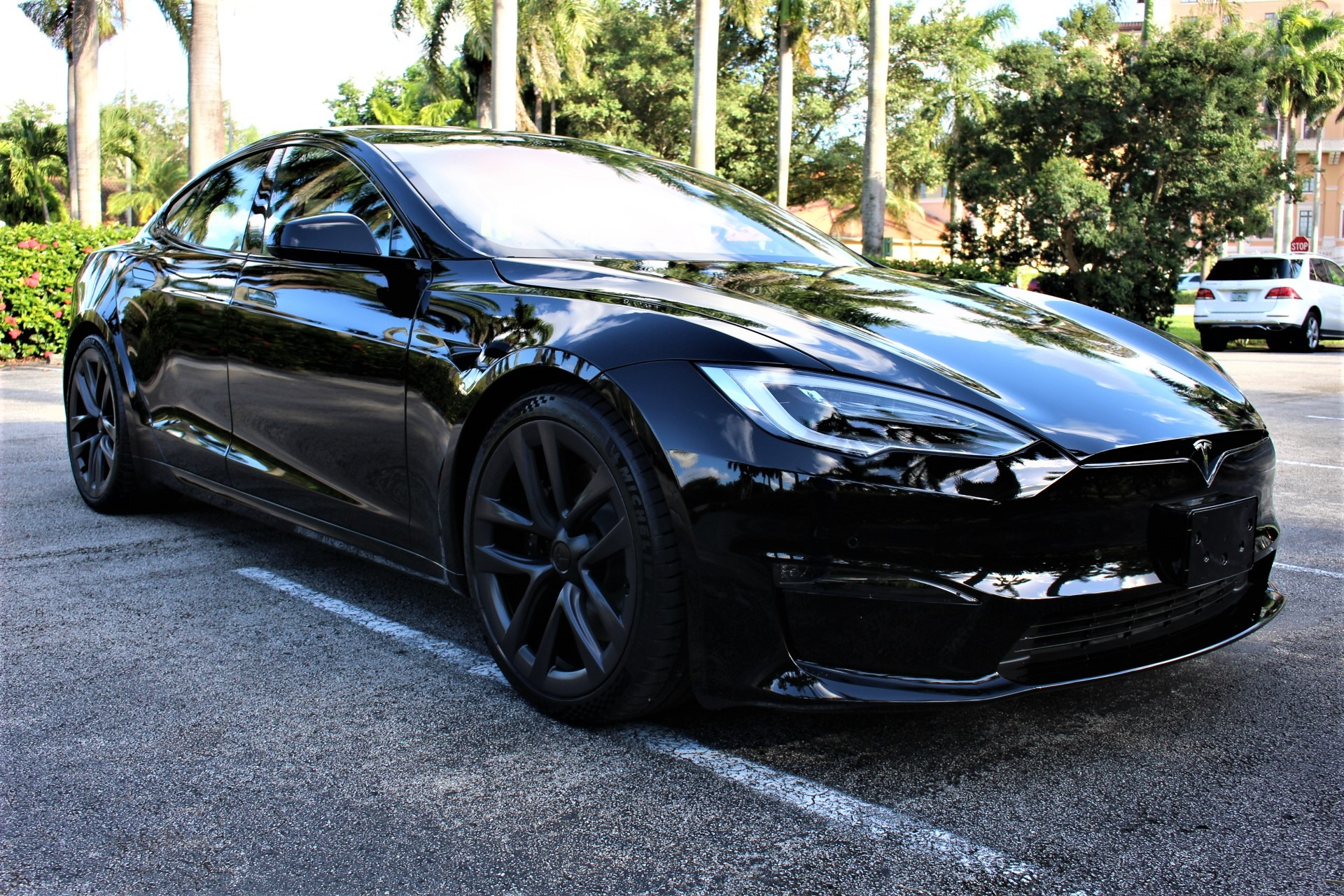 Used 2021 Tesla Model S Plaid for sale $148,850 at The Gables Sports Cars in Miami FL 33146 4