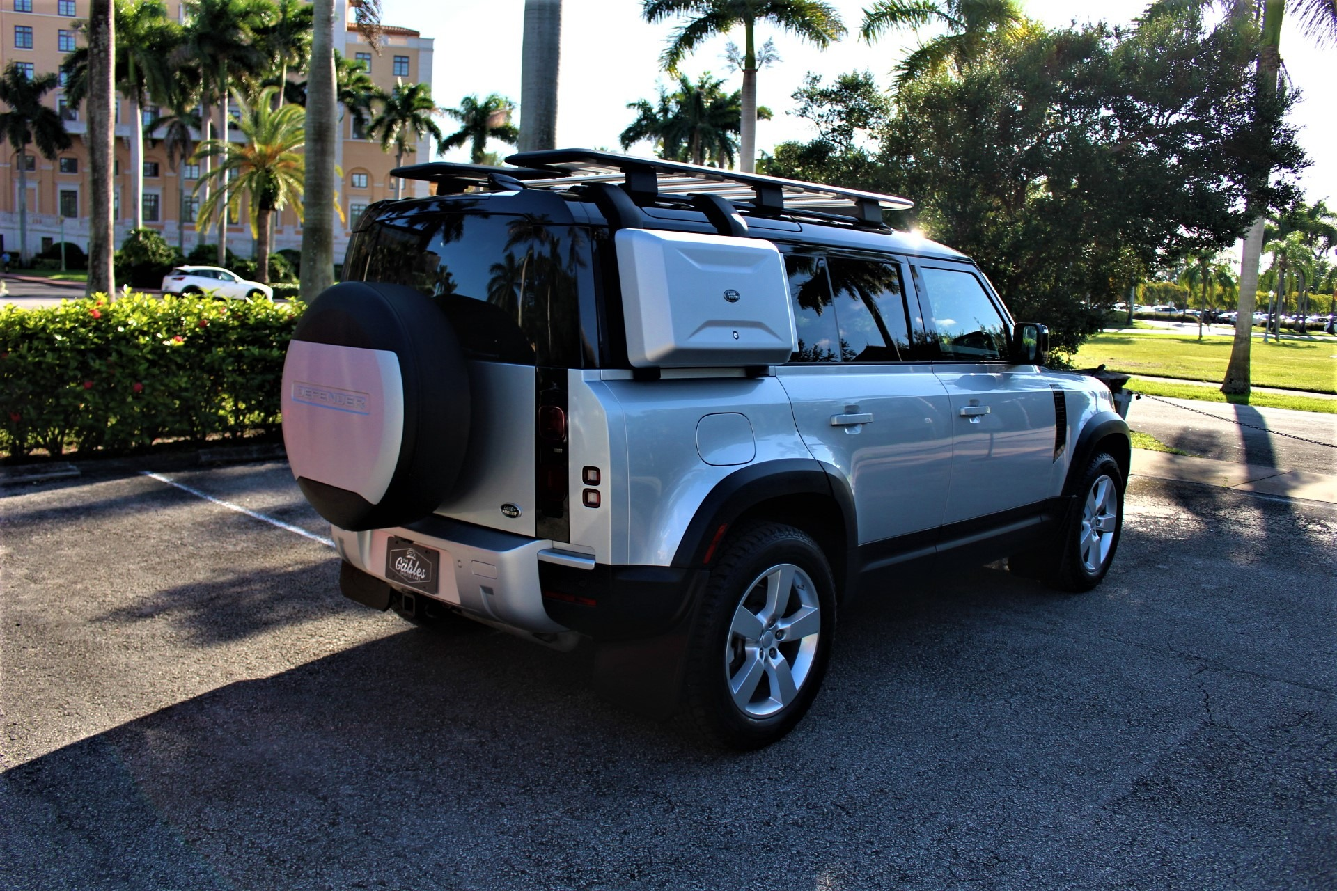 Used 2020 Land Rover Defender 110 HSE FIRST EDITION for sale $93,850 at The Gables Sports Cars in Miami FL 33146 3