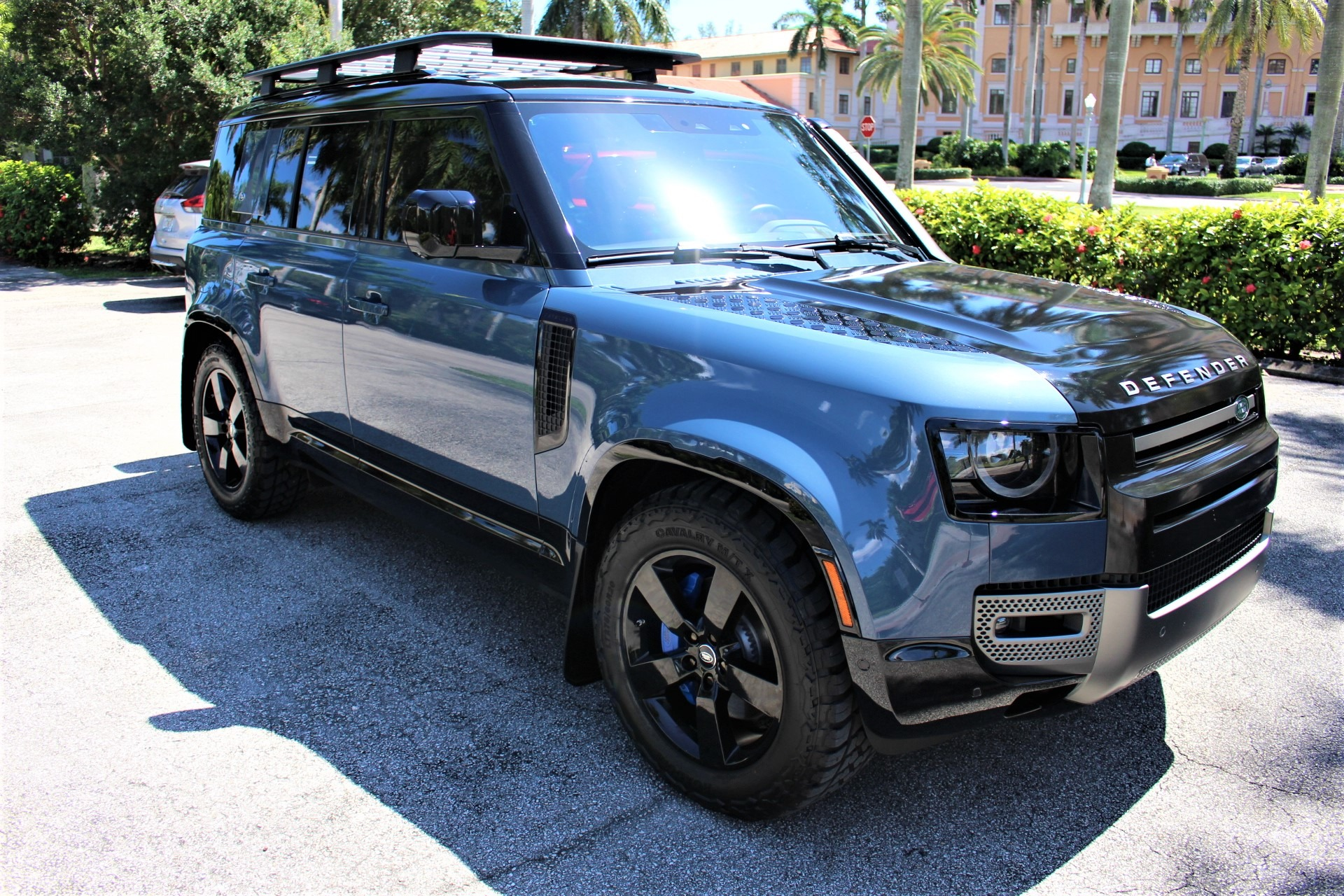 New 2021 Land Rover Defender 110 X-Dynamic SE for sale $96,850 at The Gables Sports Cars in Miami FL 33146 2