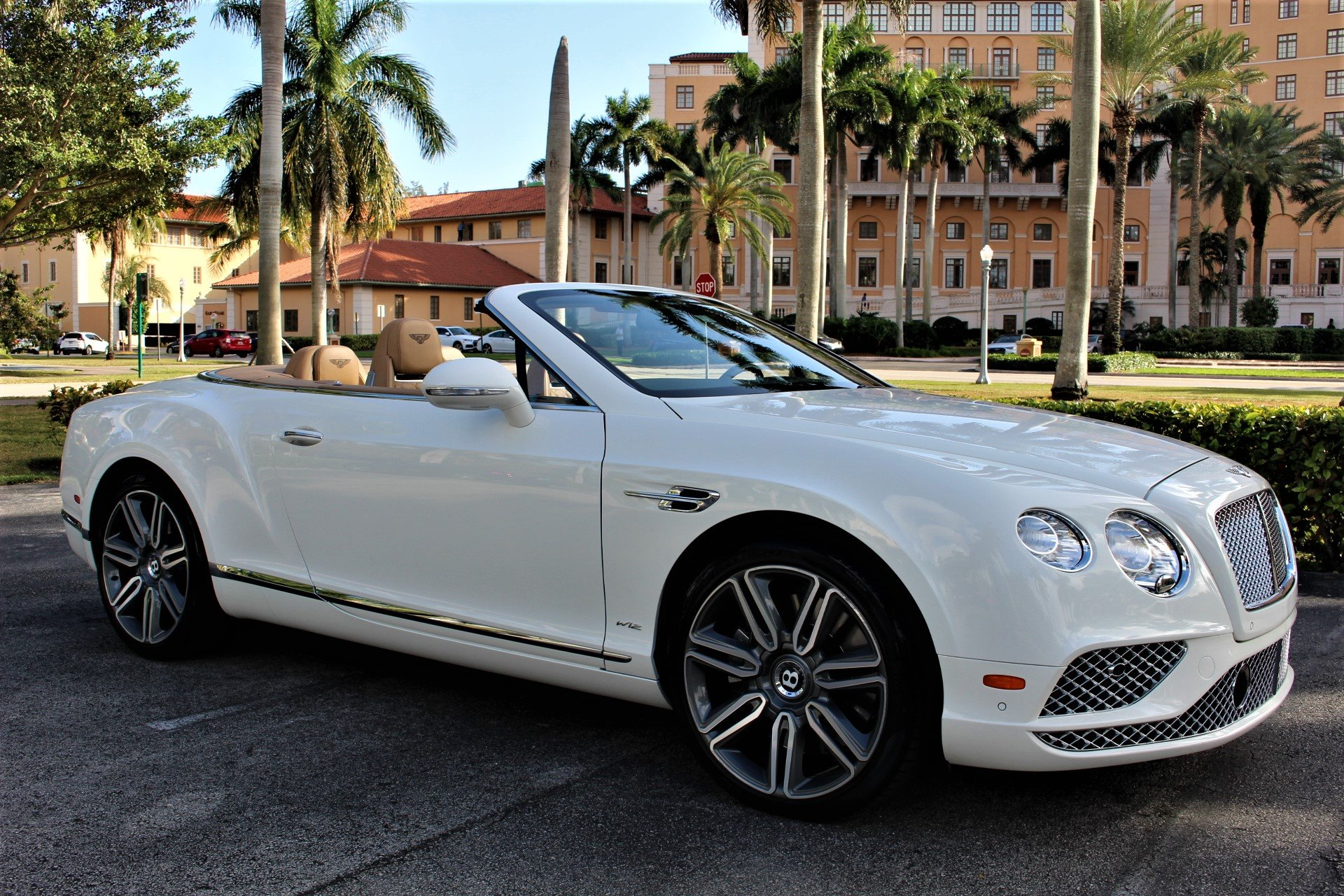 Used 2016 Bentley Continental GT for sale Sold at The Gables Sports Cars in Miami FL 33146 2