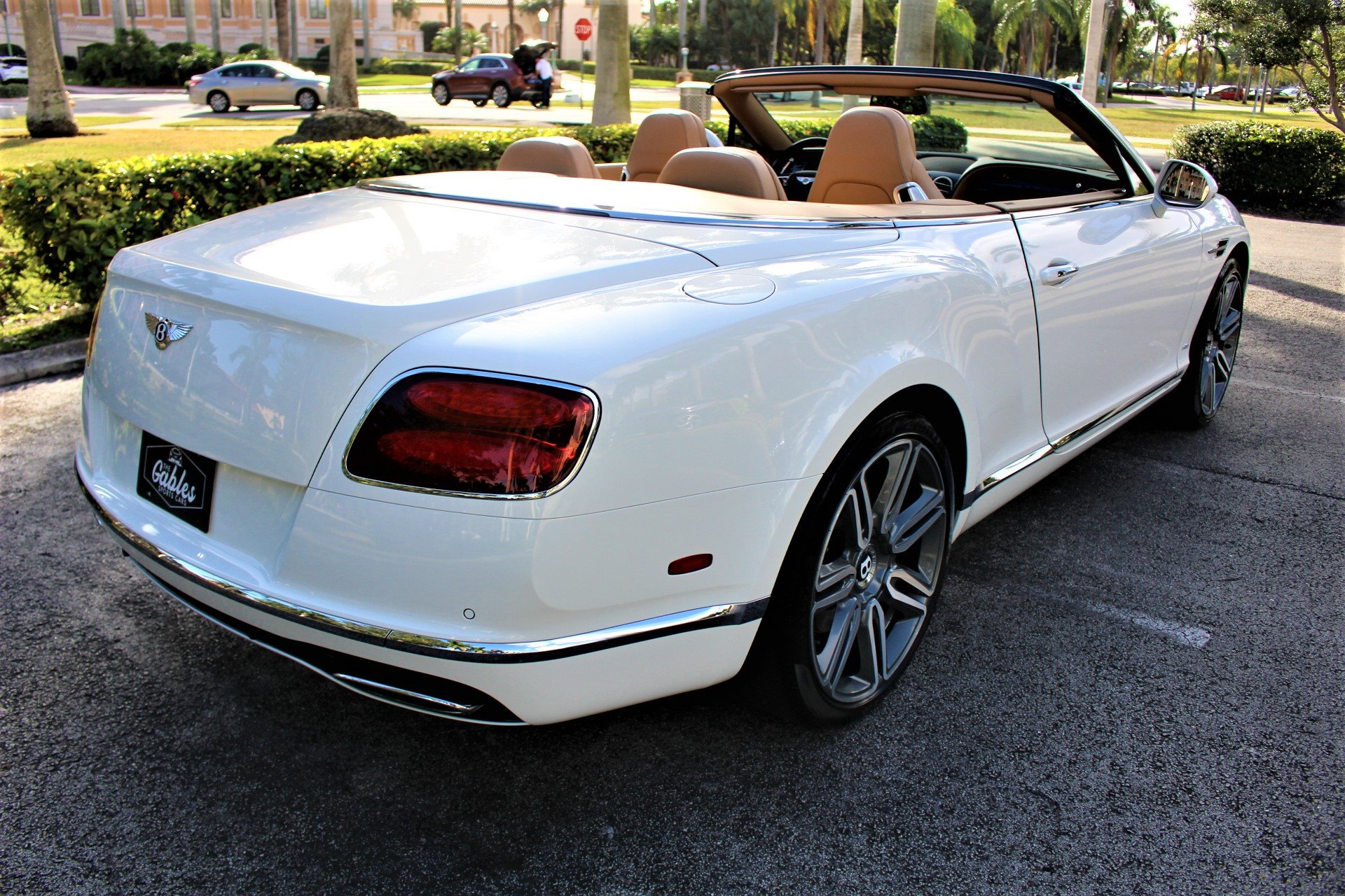 Used 2016 Bentley Continental GT for sale Sold at The Gables Sports Cars in Miami FL 33146 3