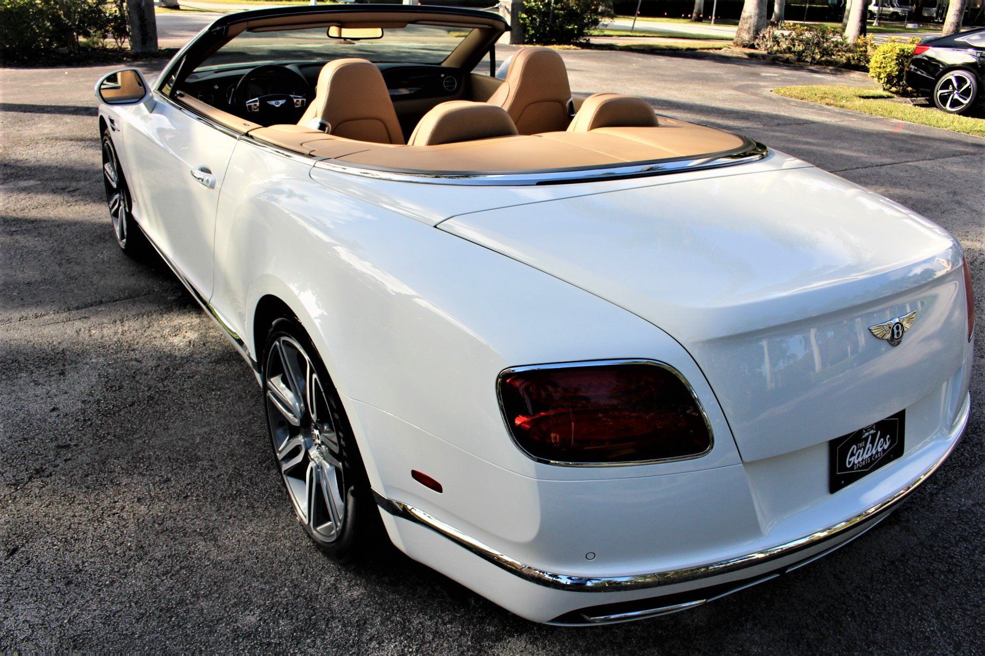 Used 2016 Bentley Continental GT for sale Sold at The Gables Sports Cars in Miami FL 33146 4