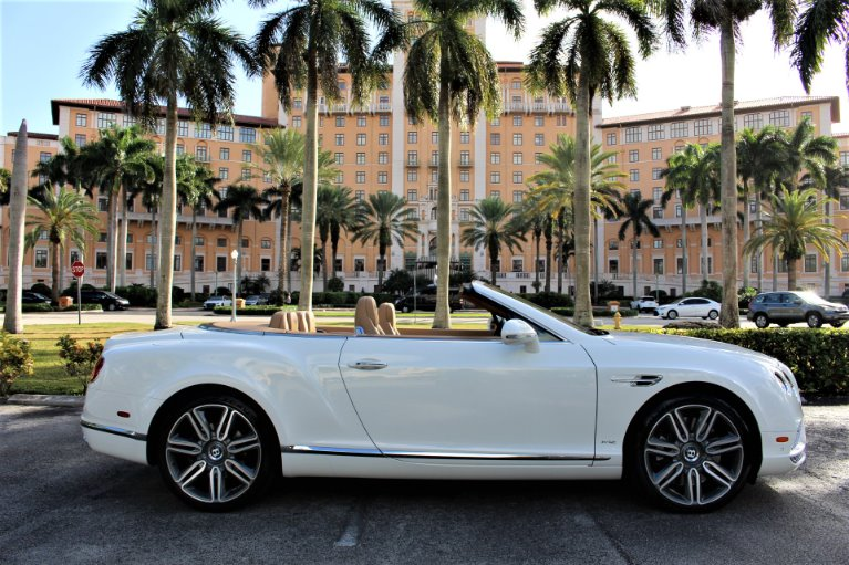 Used 2016 Bentley Continental GT for sale $139,850 at The Gables Sports Cars in Miami FL